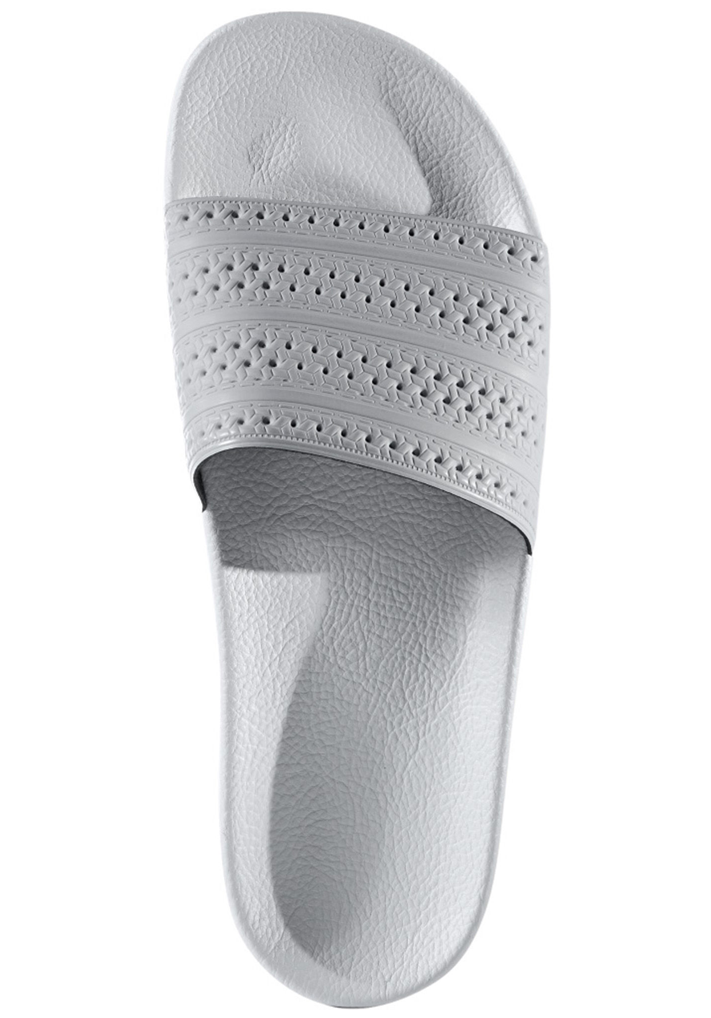 competitive price c91b1 a556b ADIDAS ORIGINALS Adilette - Sandali - Grigio - Planet Sports