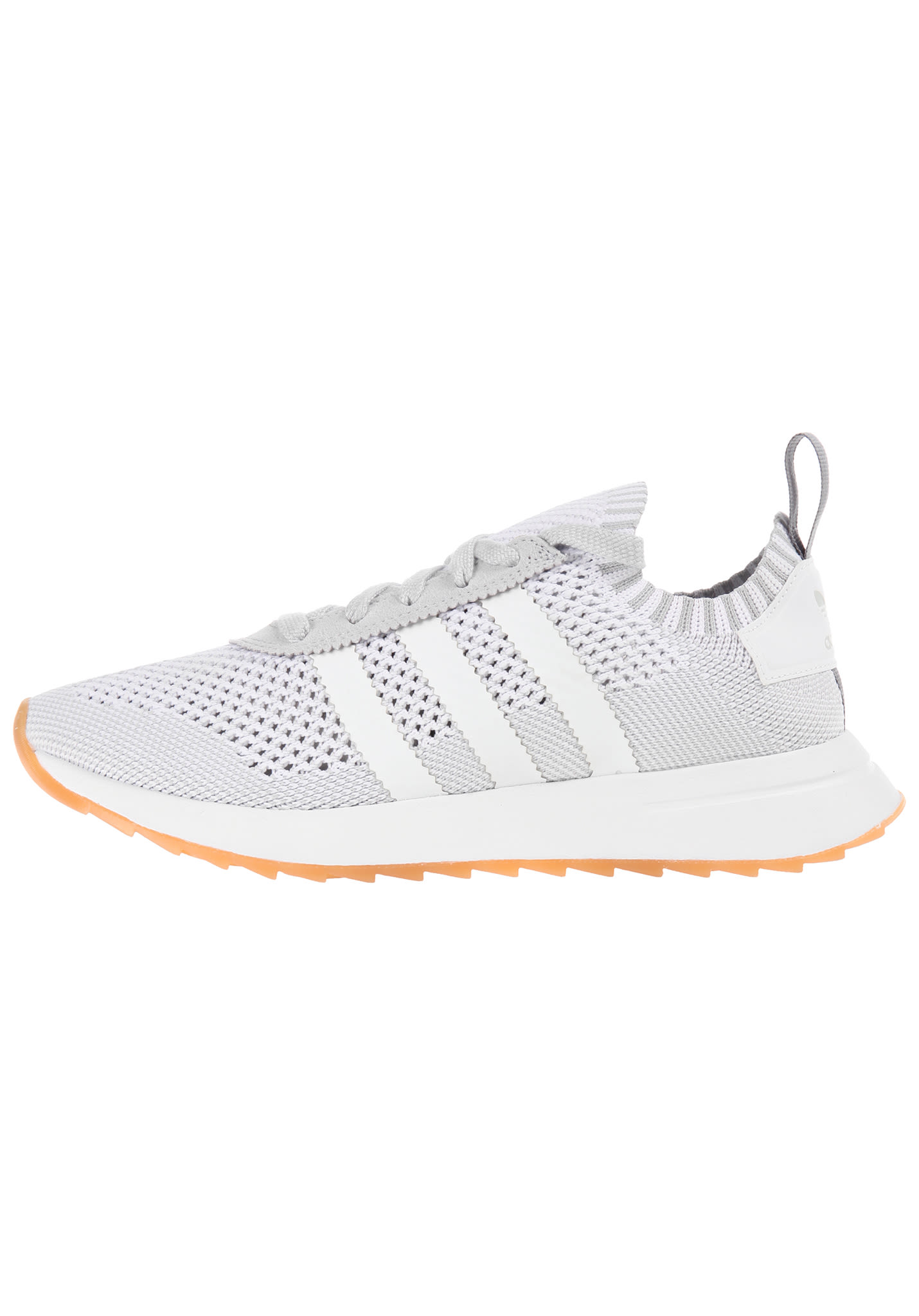 best wholesaler 910ce f2aee ADIDAS ORIGINALS Flashback Primeknit - Sneakers for Women - Grey - Planet  Sports