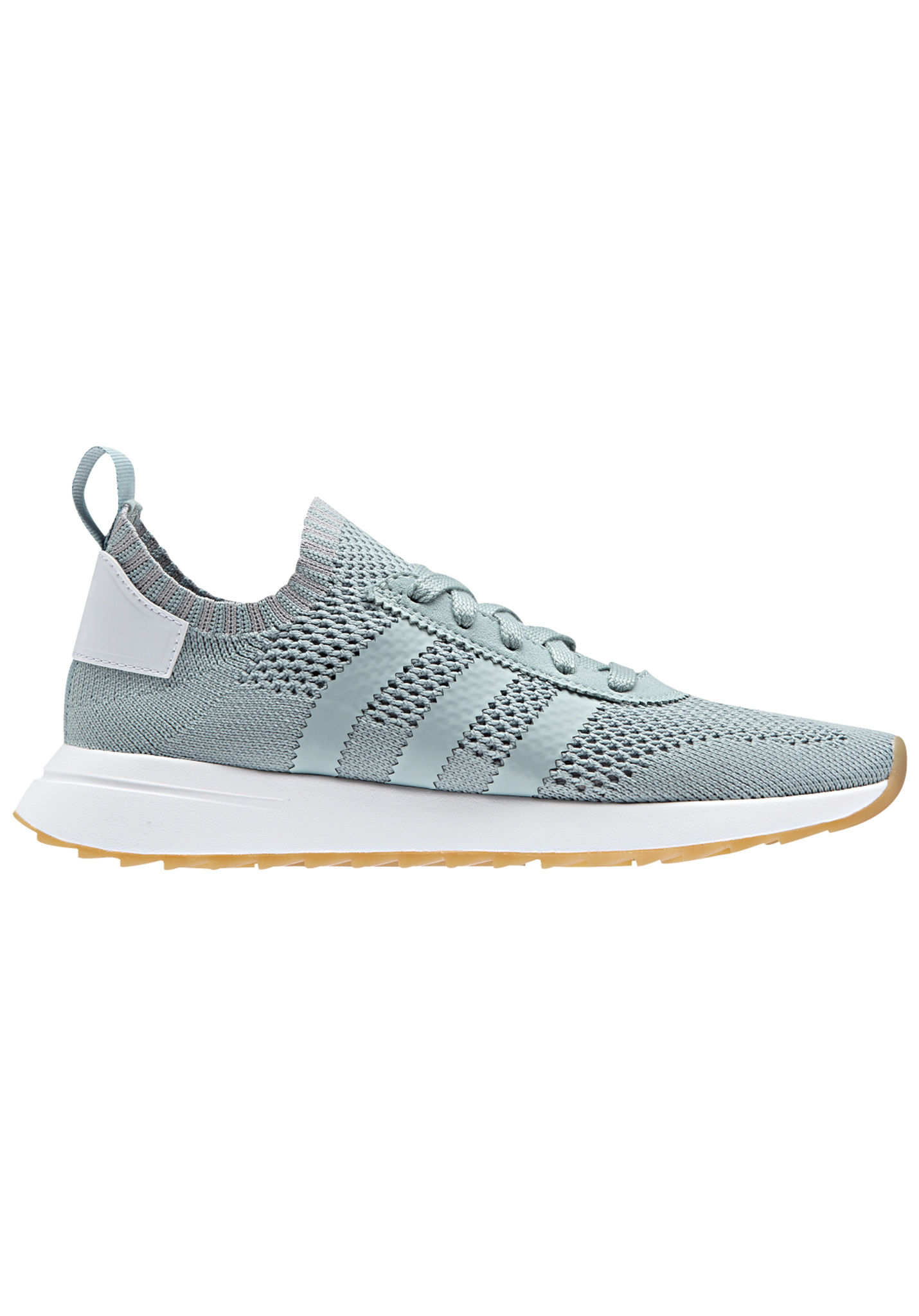 770e2485952 ADIDAS ORIGINALS Flashback Primeknit - Sneakers voor Dames - Groen - Planet  Sports