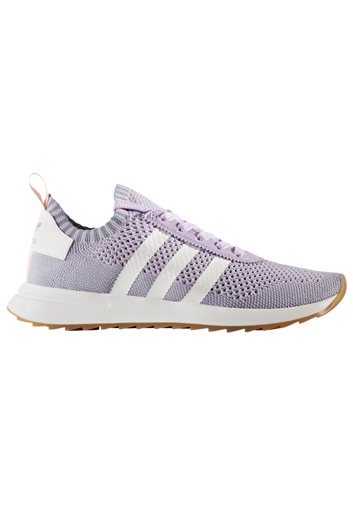 a02a5ded6e2 ADIDAS ORIGINALS Flashback Primeknit - Sneakers voor Dames - Paars - Planet  Sports