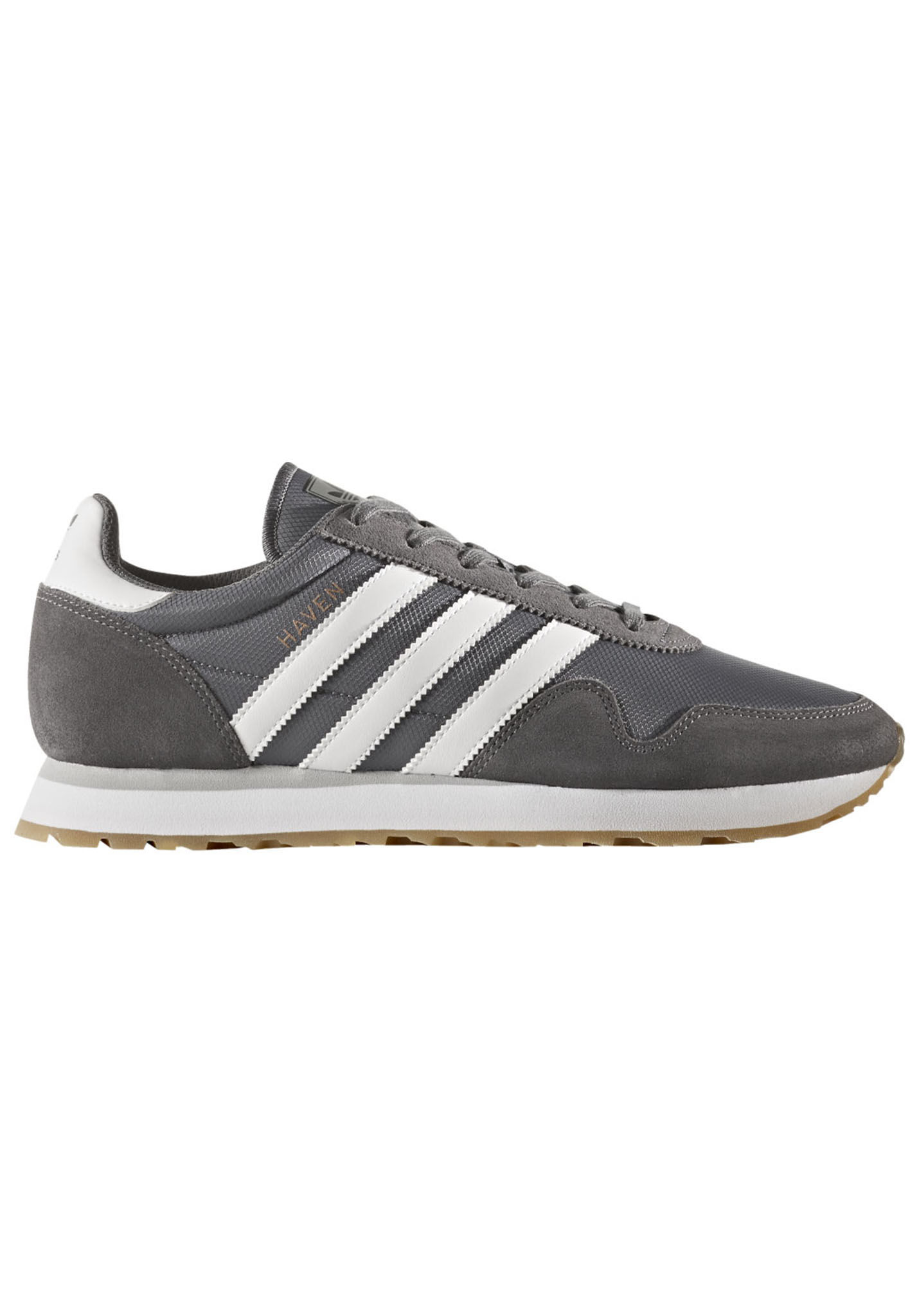 5935f5fc0e4 ADIDAS ORIGINALS Haven - Sneakers voor Heren - Grijs - Planet Sports