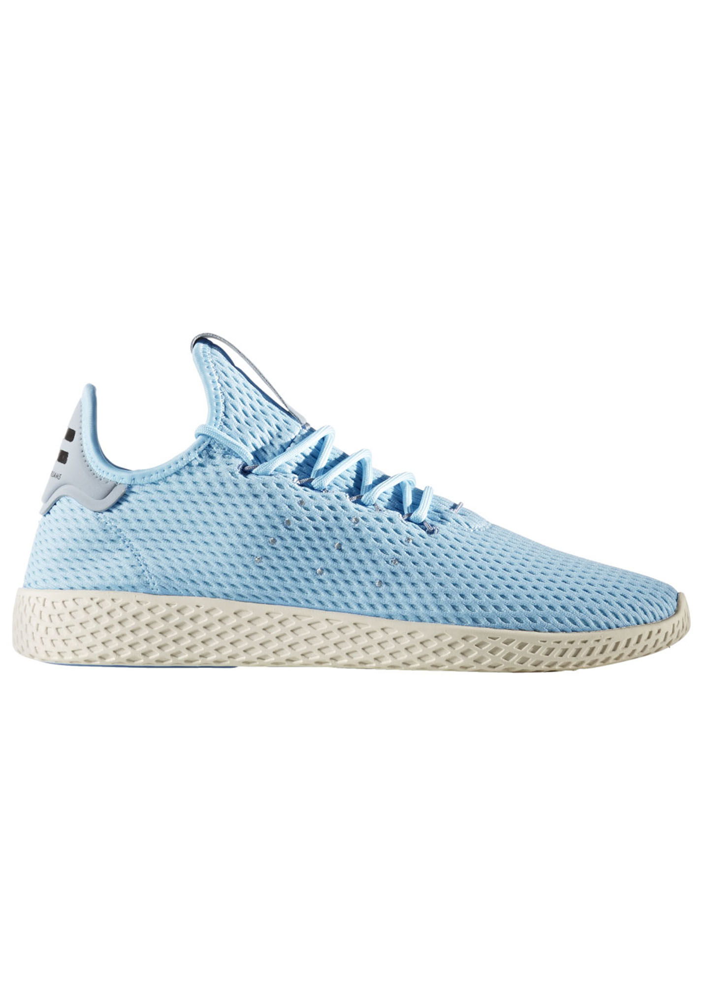 51aa099357d3f0 adidas Originals Pharrell Williams Tennis HU - Sneaker für Herren - Blau -  Planet Sports