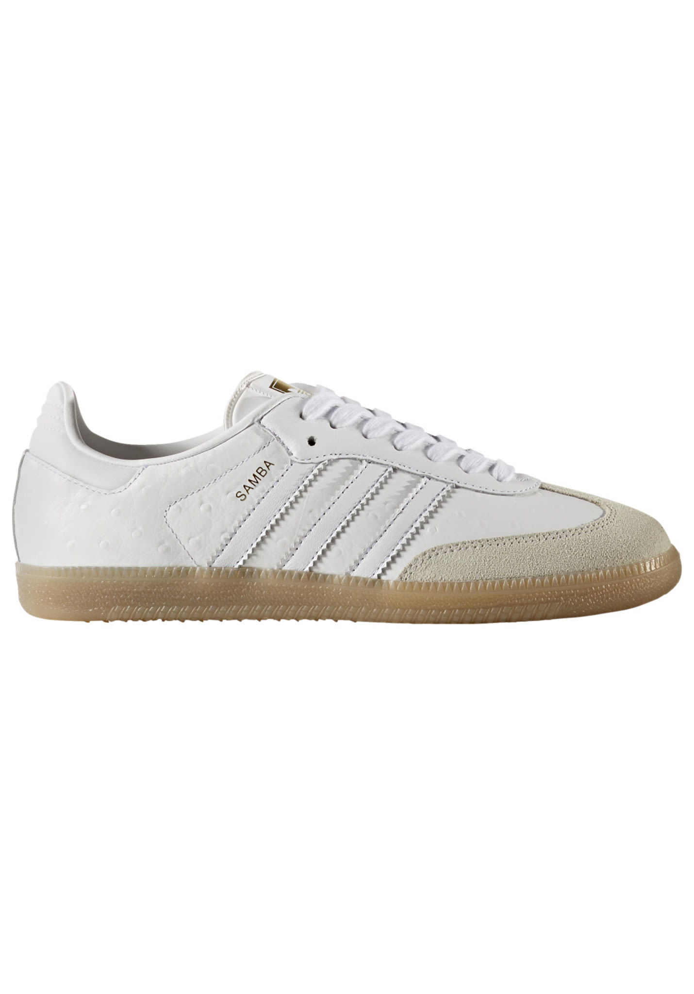 ADIDAS ORIGINALS Samba - Sneakers for Women - White - Planet Sports 72310e266