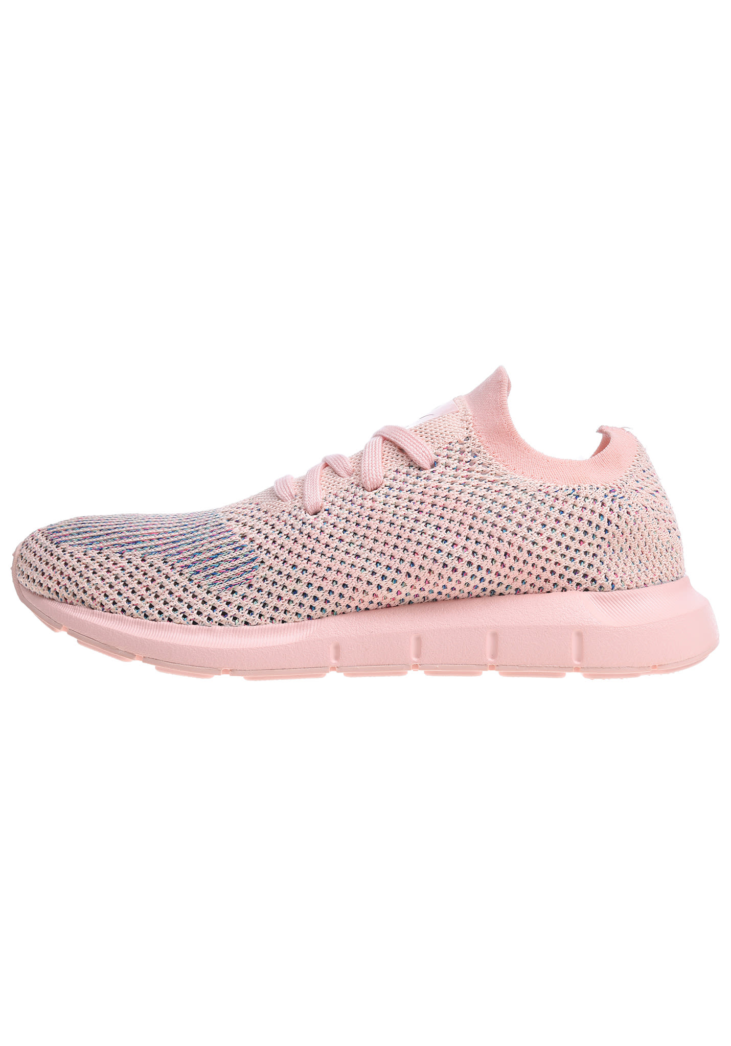 78e04321adf ADIDAS ORIGINALS Swift Run Primeknit - Sneakers for Women - Pink - Planet  Sports