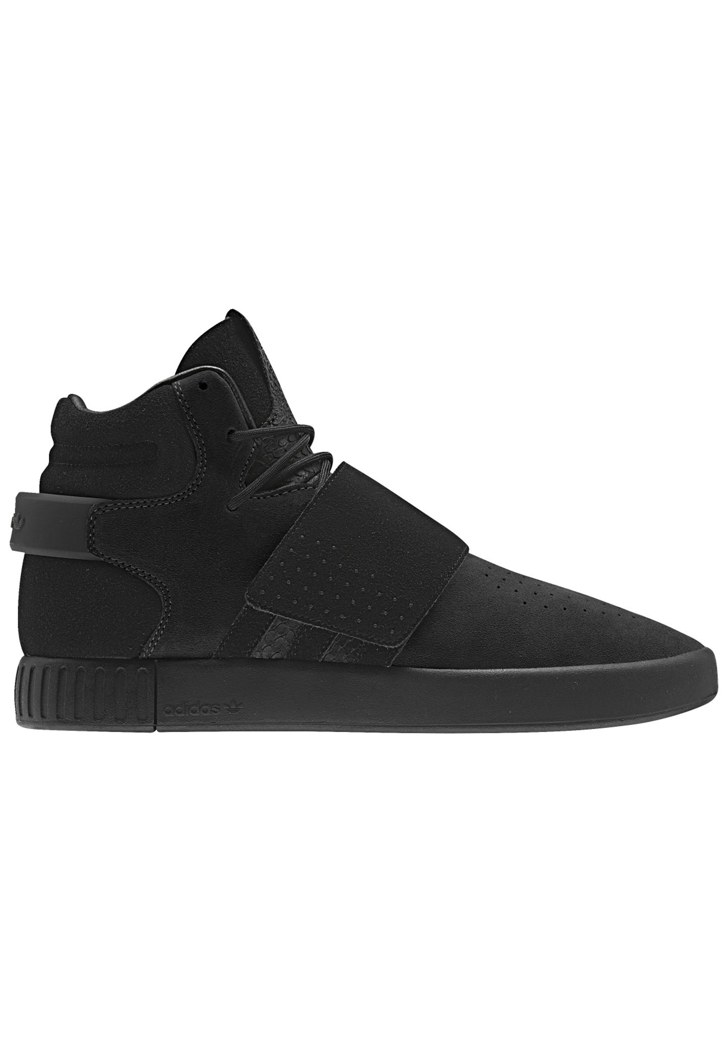 super popular 016c9 cb625 ADIDAS ORIGINALS Tubular Invader Strap - Sneakers for Men - Black