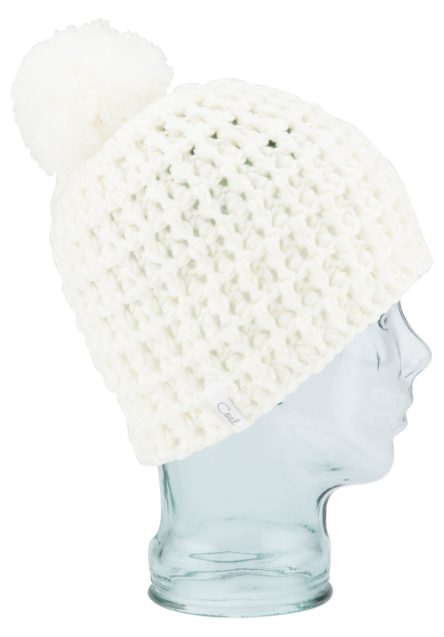 55f6b9abe1f Coal The Waffle - Beanie for Women - White - Planet Sports