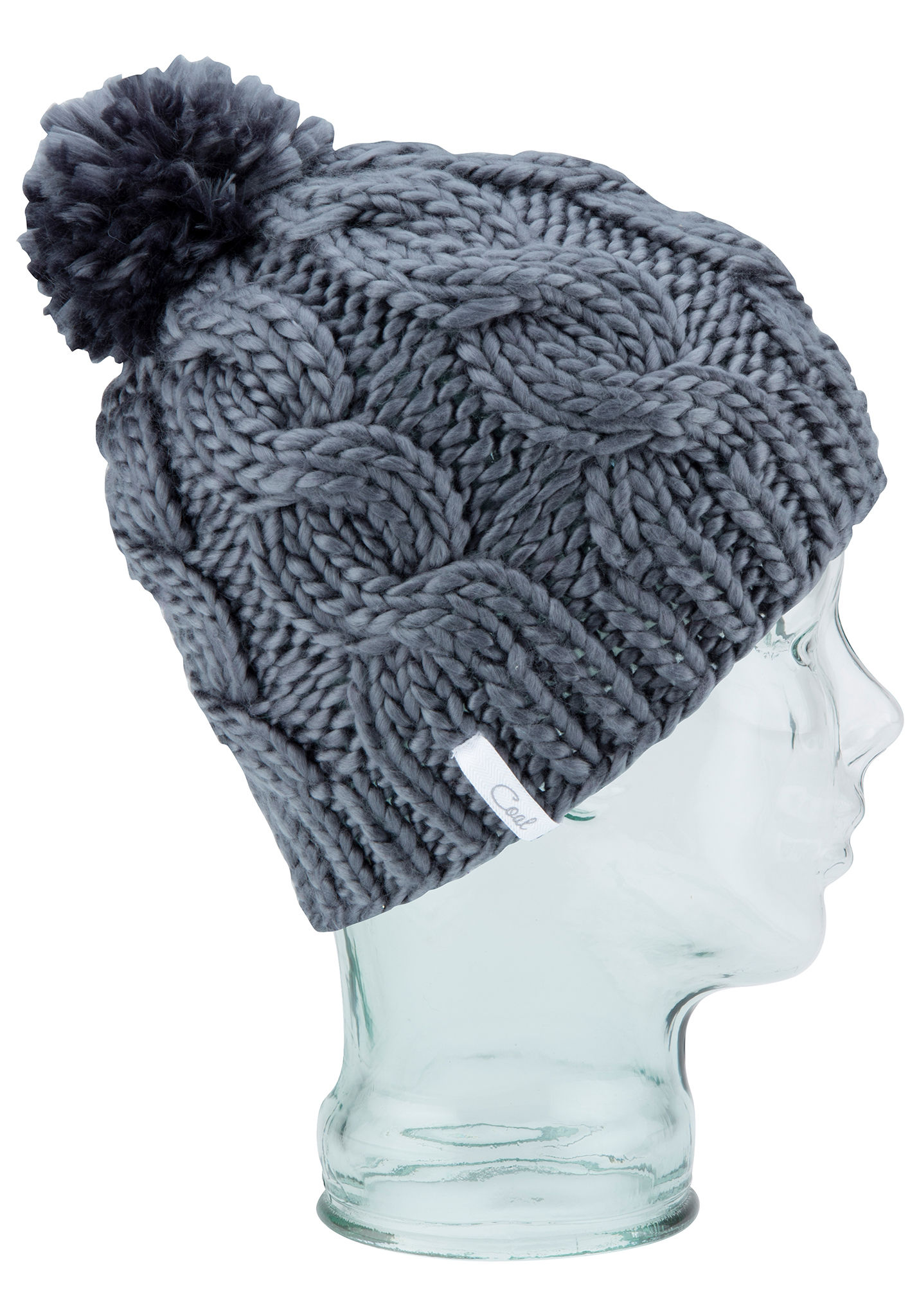 506e90bcd81 Coal The Rosa - Beanie for Women - Grey - Planet Sports
