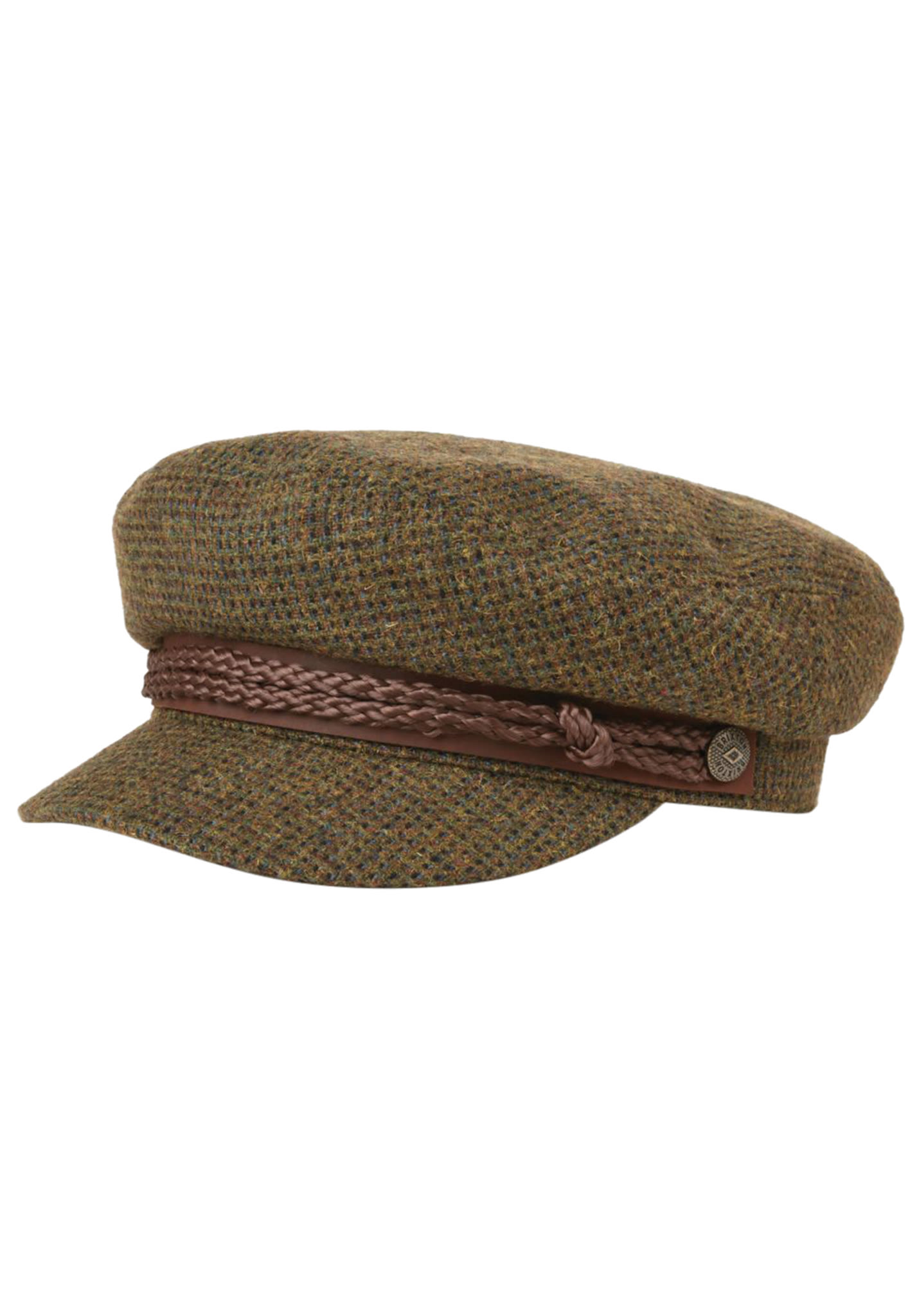 BRIXTON Fiddler - Cap - Brown - Planet Sports 487f2a51d0ad