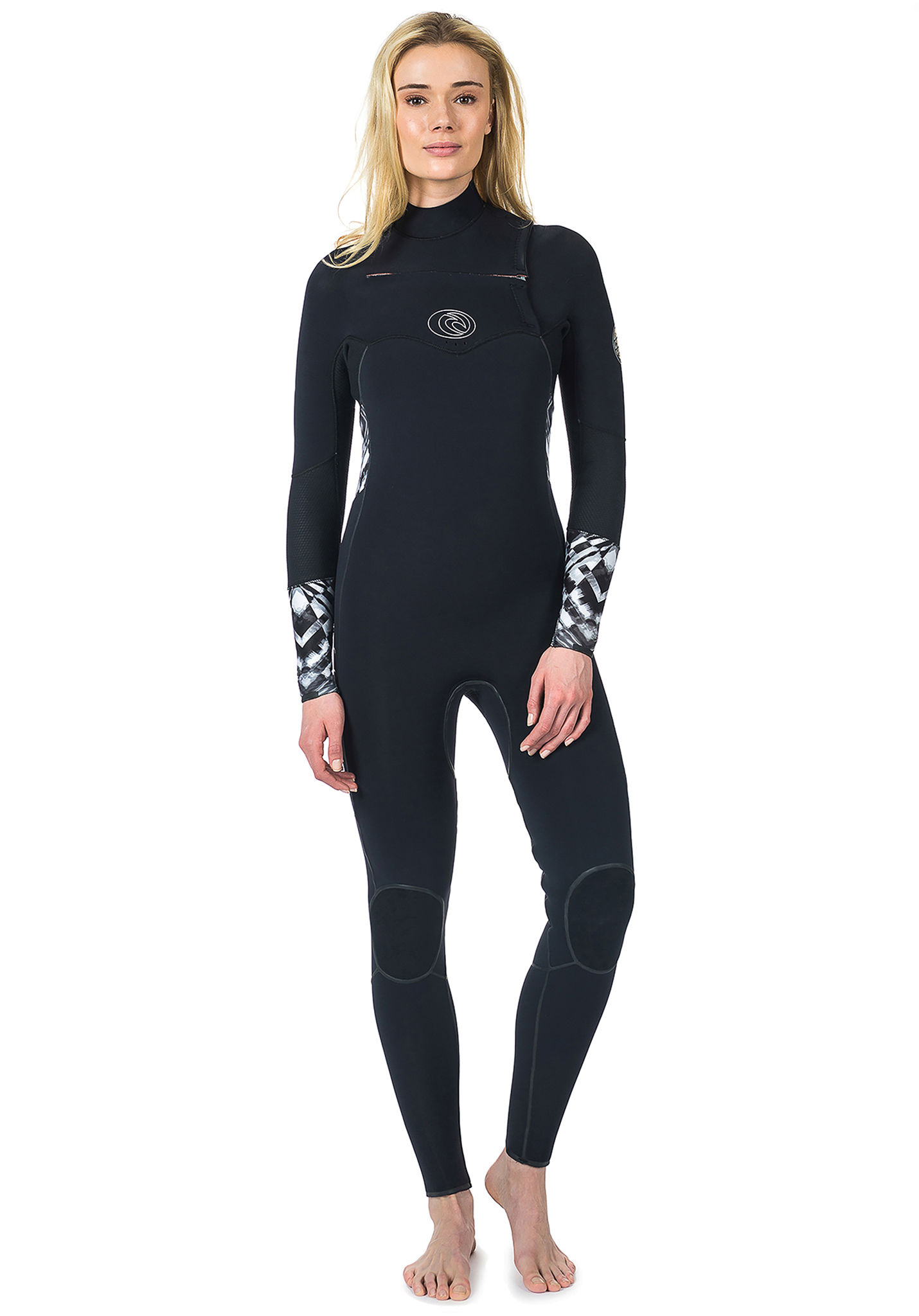 ... Rip Curl Flashbomb 5 3mm Chest Zip - Wetsuit for Women - Black - Planet  Sports  Flashbomb 2 ... e954057a0