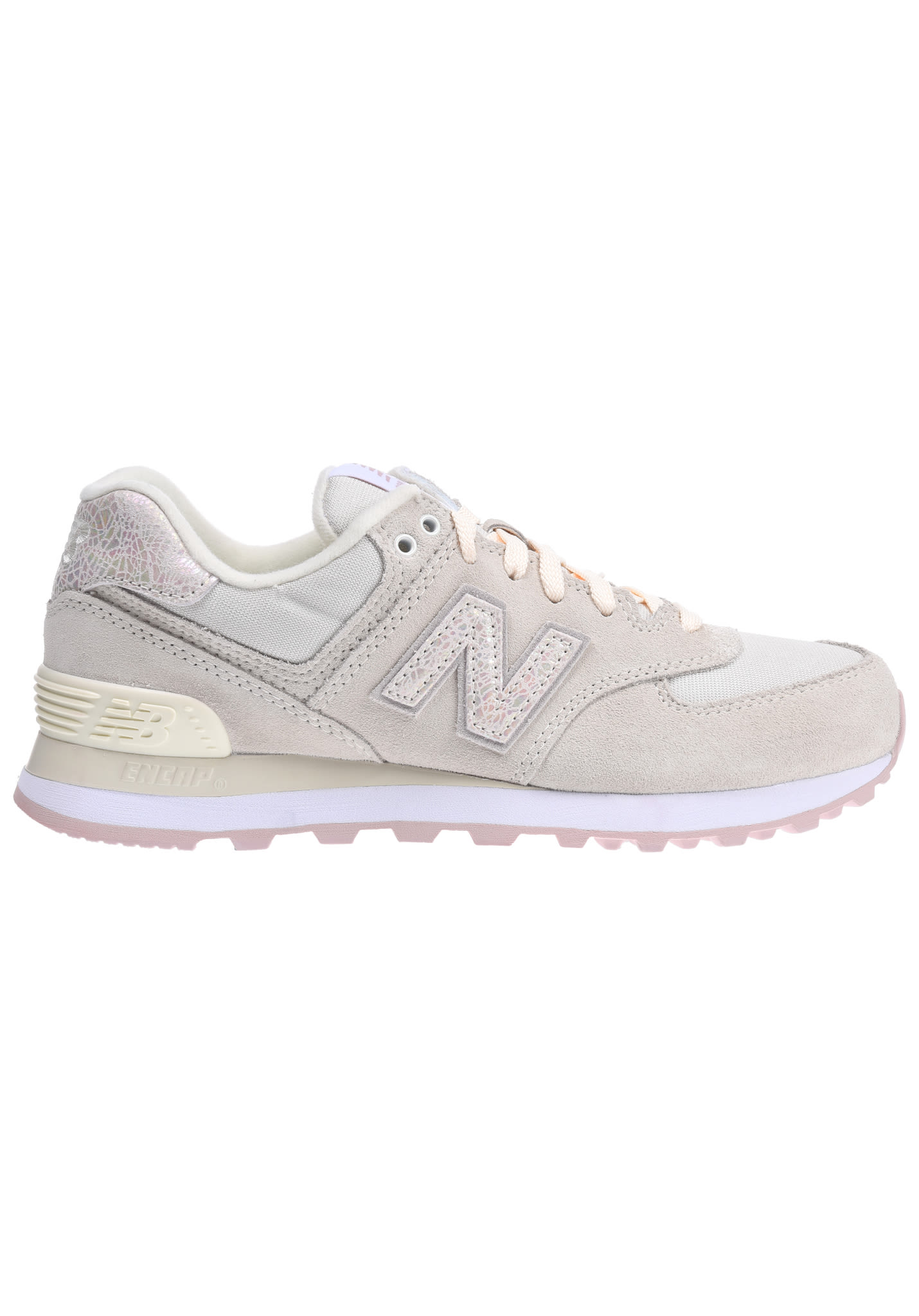 the best attitude c161f d9140 NEW BALANCE WL574 B - Sneakers for Women - Beige - Planet Sports