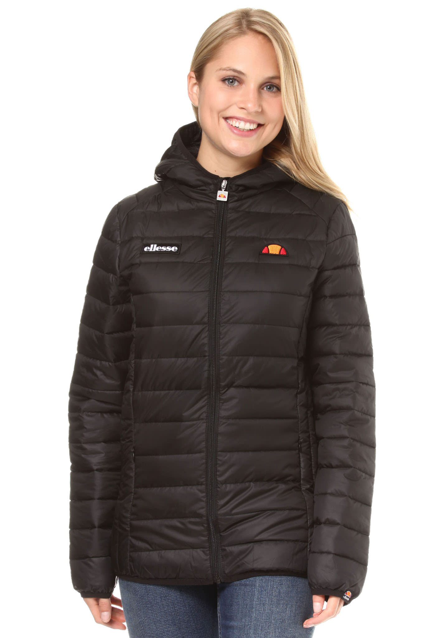 ELLESSE Lompard - Functional Jacket for Women - Grey - Planet Sports 6d6107ced21