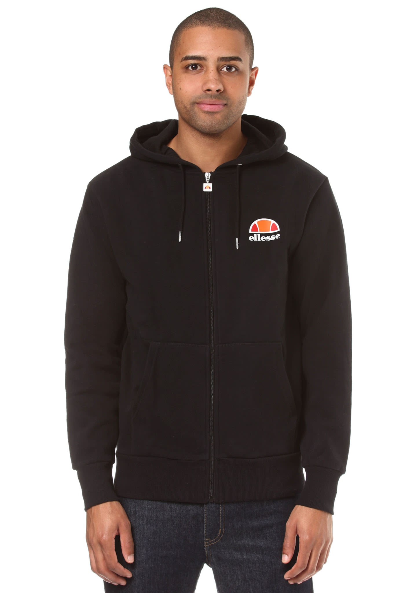 4c1205b980 ELLESSE Miletto - Hooded Jacket for Men - Black