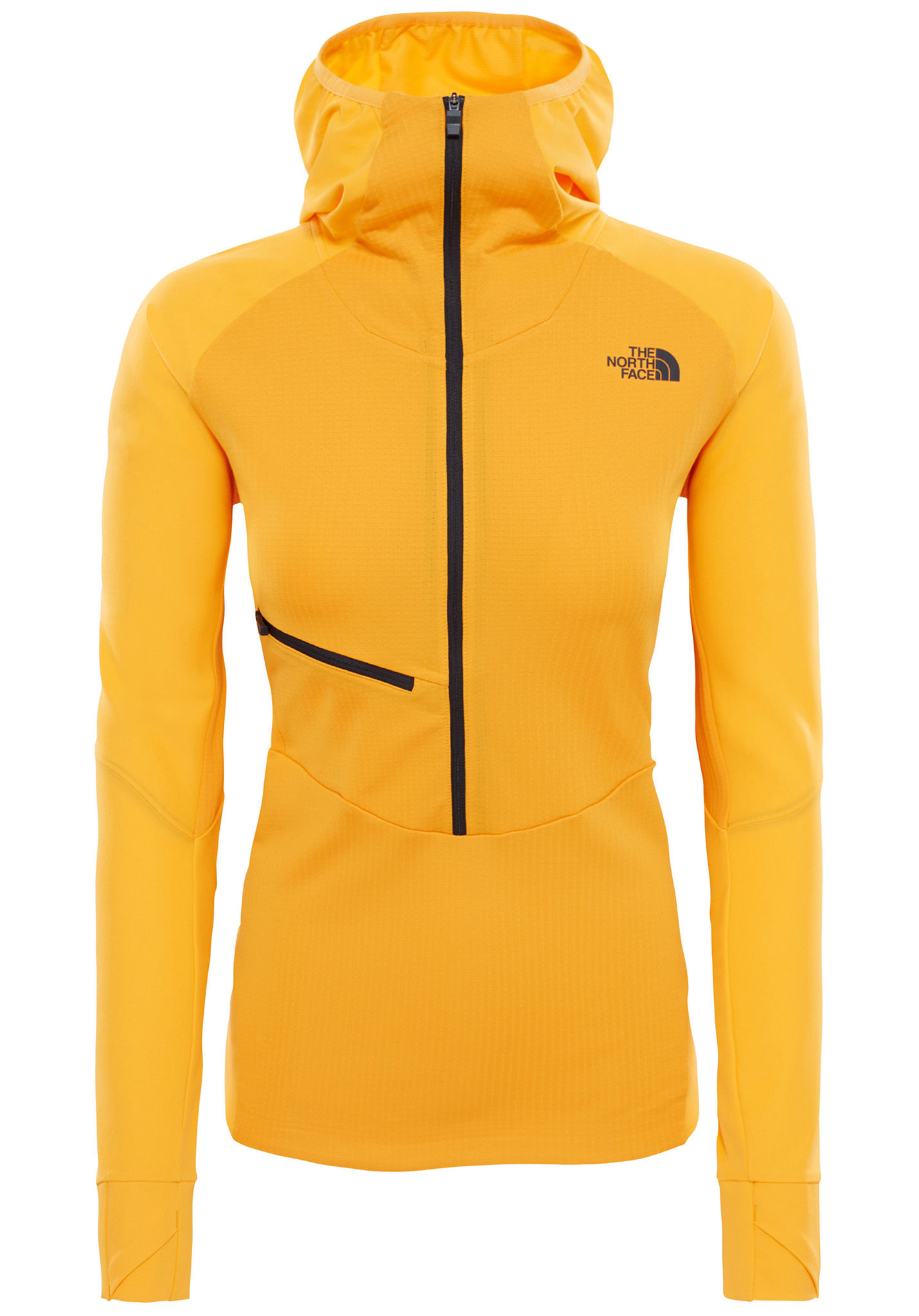 THE NORTH FACE Respirator - Fleece Jacket for Women - Yellow ...