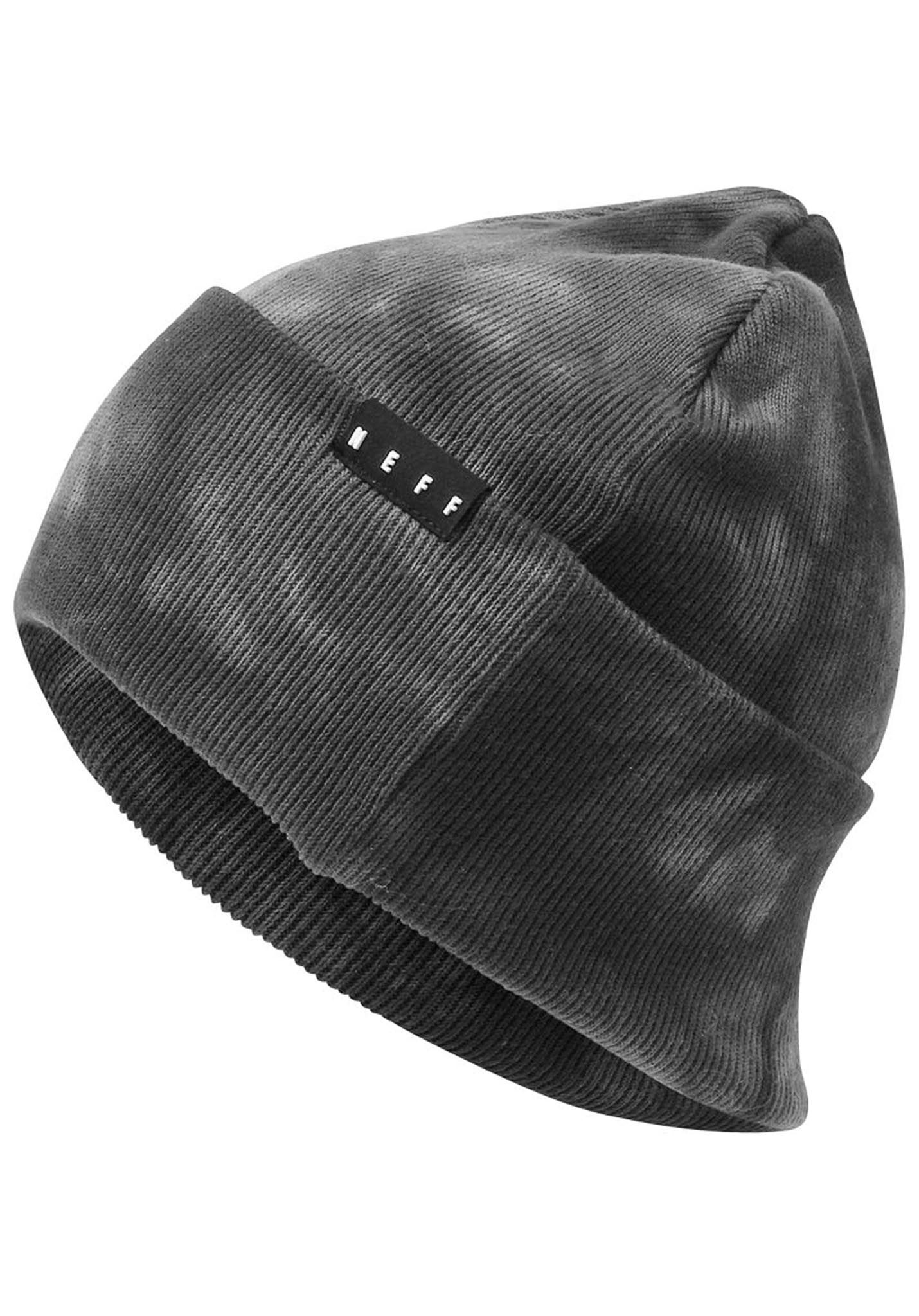e5269b08bc2 NEFF Lawrence Washed - Beanie - Grey - Planet Sports