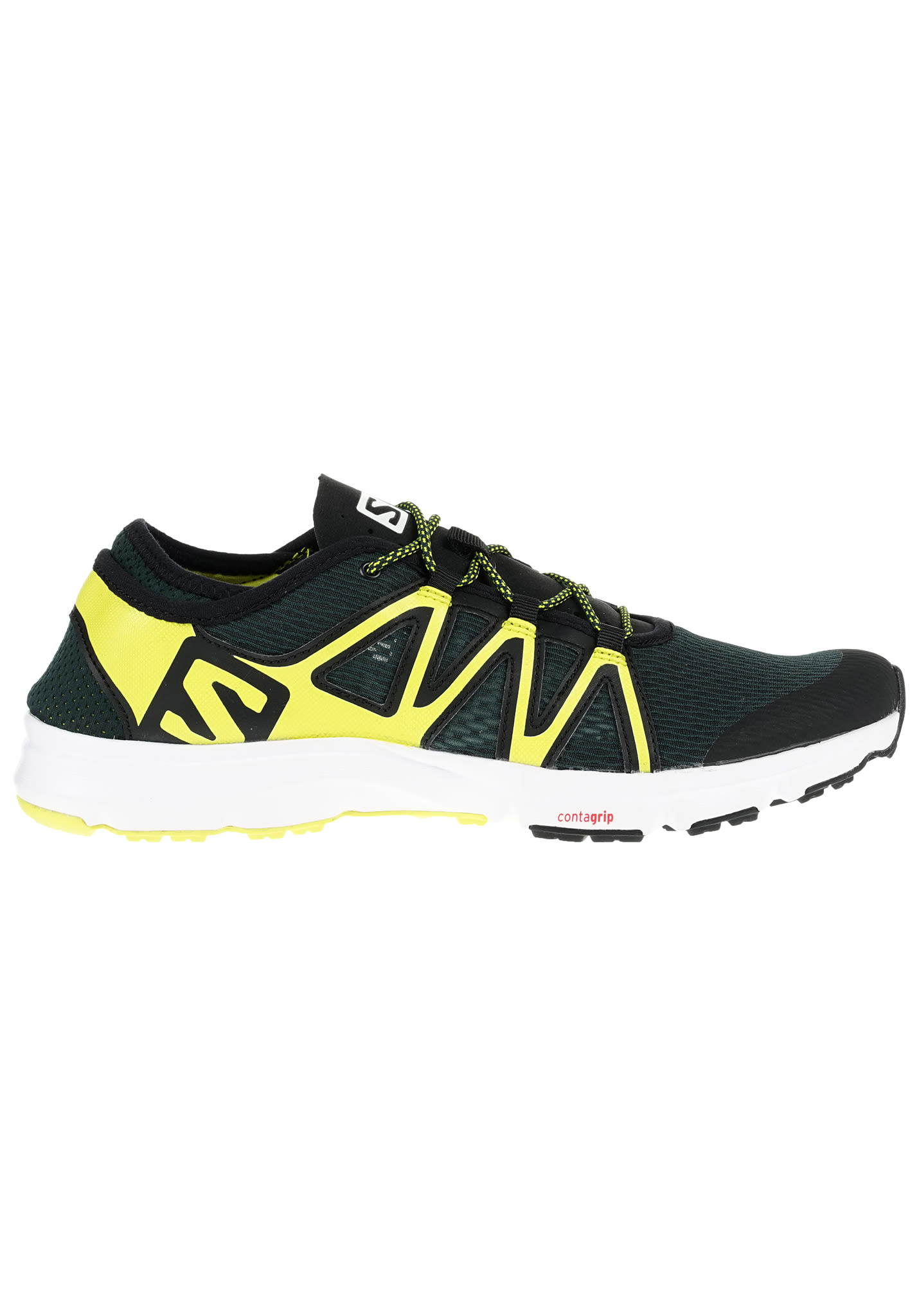 a302cca34a01 Salomon Crossamphibian Swift - Sneakers for Men - Green - Planet Sports