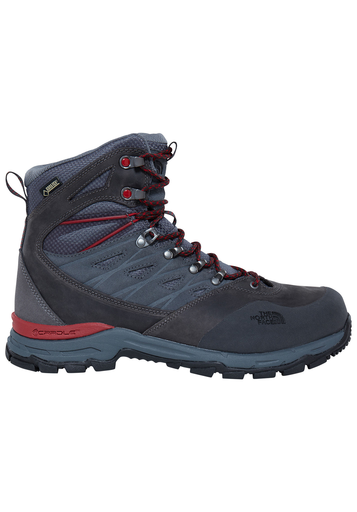 THE NORTH FACE Hedgehog Trek GTX - Scarpe da trekking per Uomo - Grigio -  Planet Sports b839f159d71c