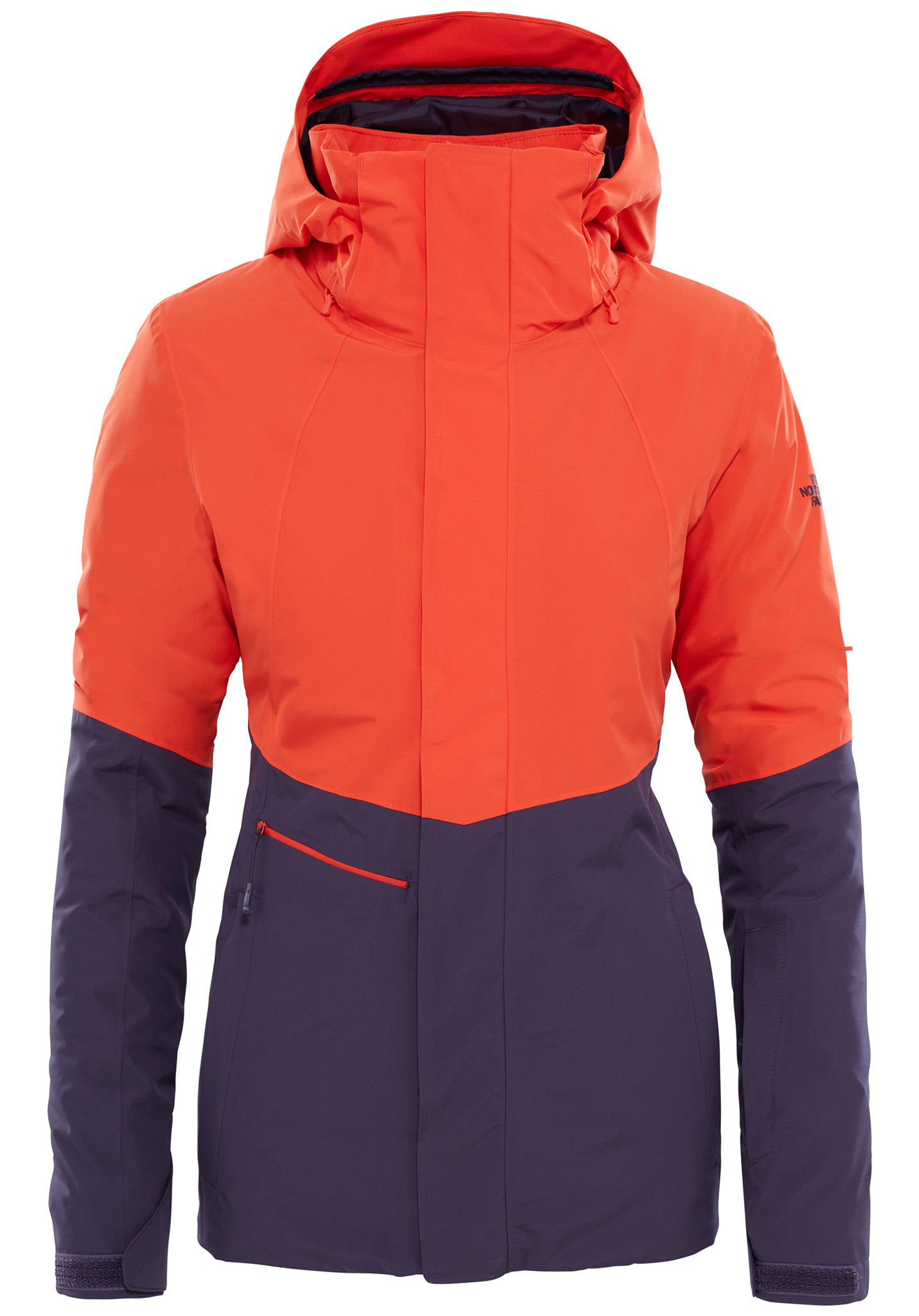 40f4d6ea69 THE NORTH FACE Garner Triclimate - Veste de randonnée pour Femme - Rouge -  Planet Sports