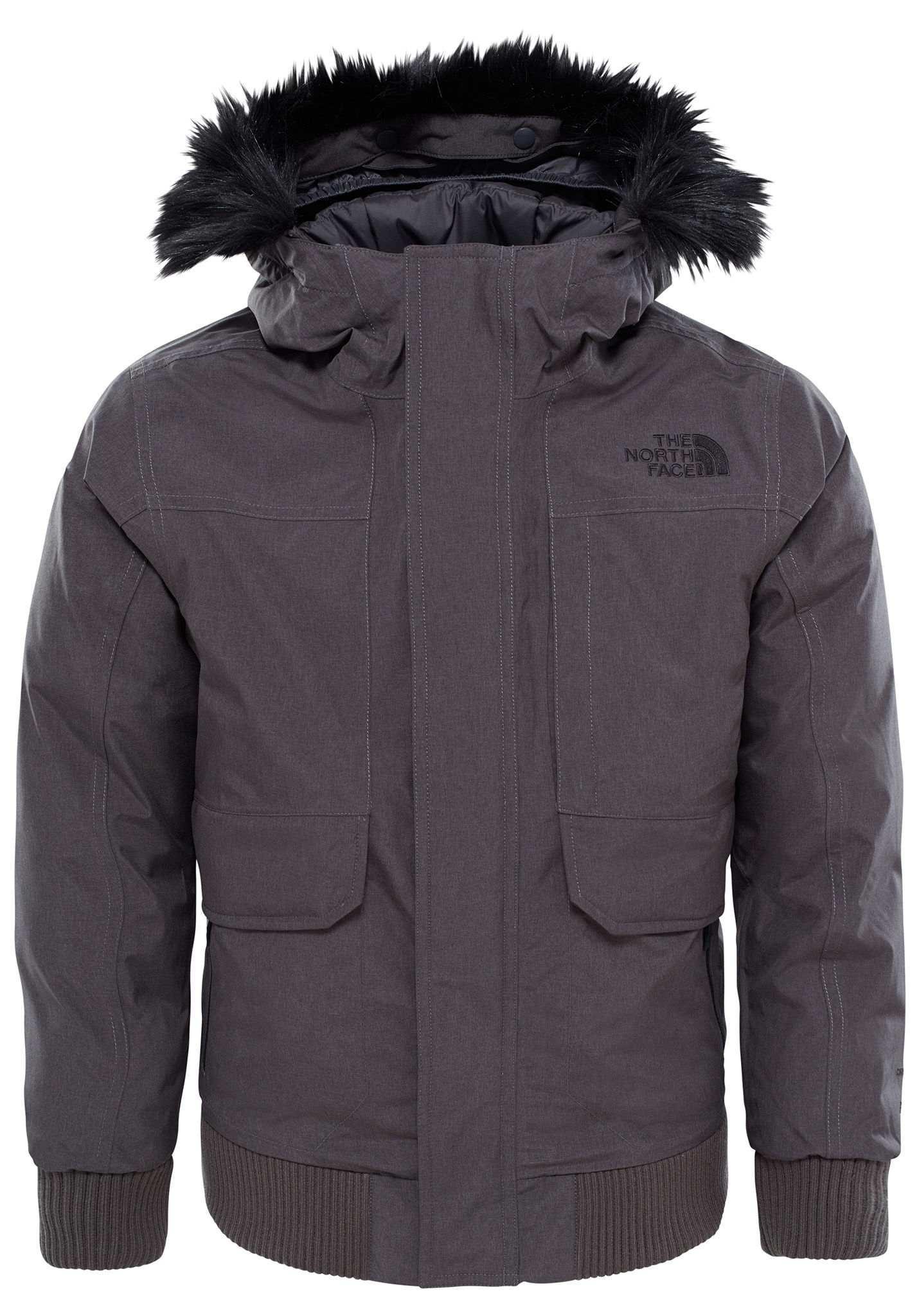 THE NORTH FACE Gotham Down - Giacca outdoor per Bambini - Grigio - Planet  Sports ab9d44f445d3