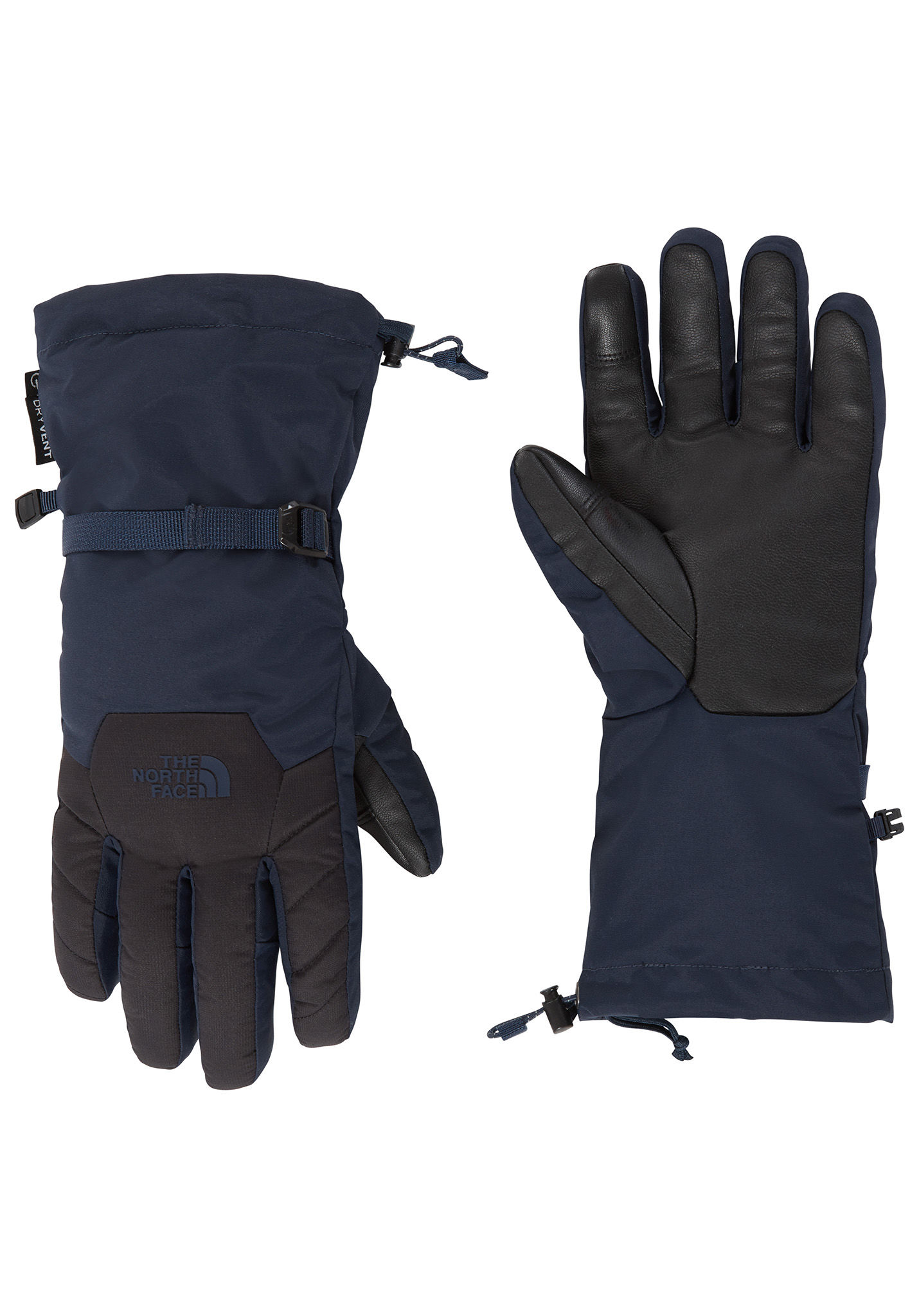 a10826938 THE NORTH FACE Revelstoke Etip - Snowboard Gloves - Blue
