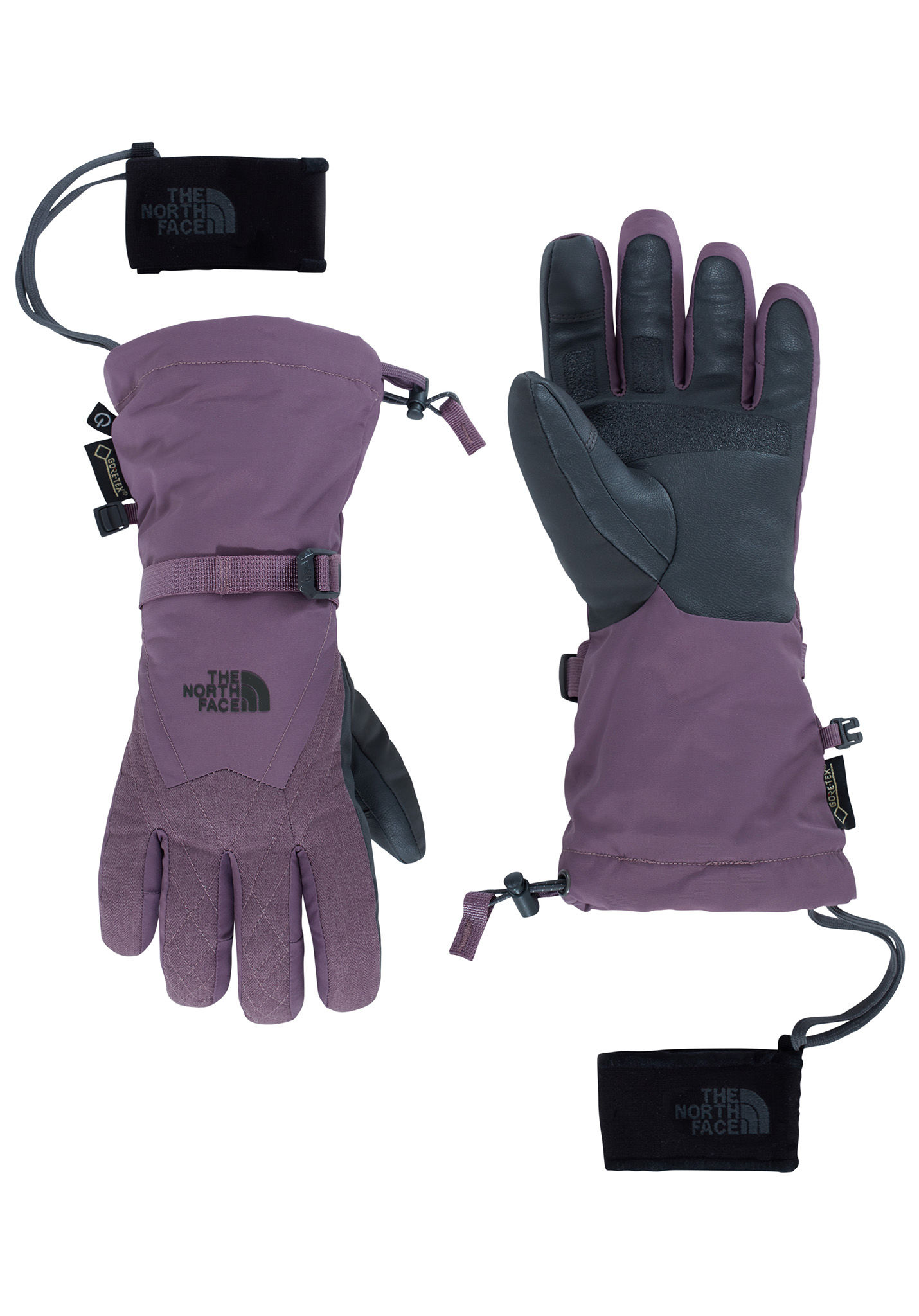 fc1952c06 THE NORTH FACE Montana GTX - Gloves for Women - Purple