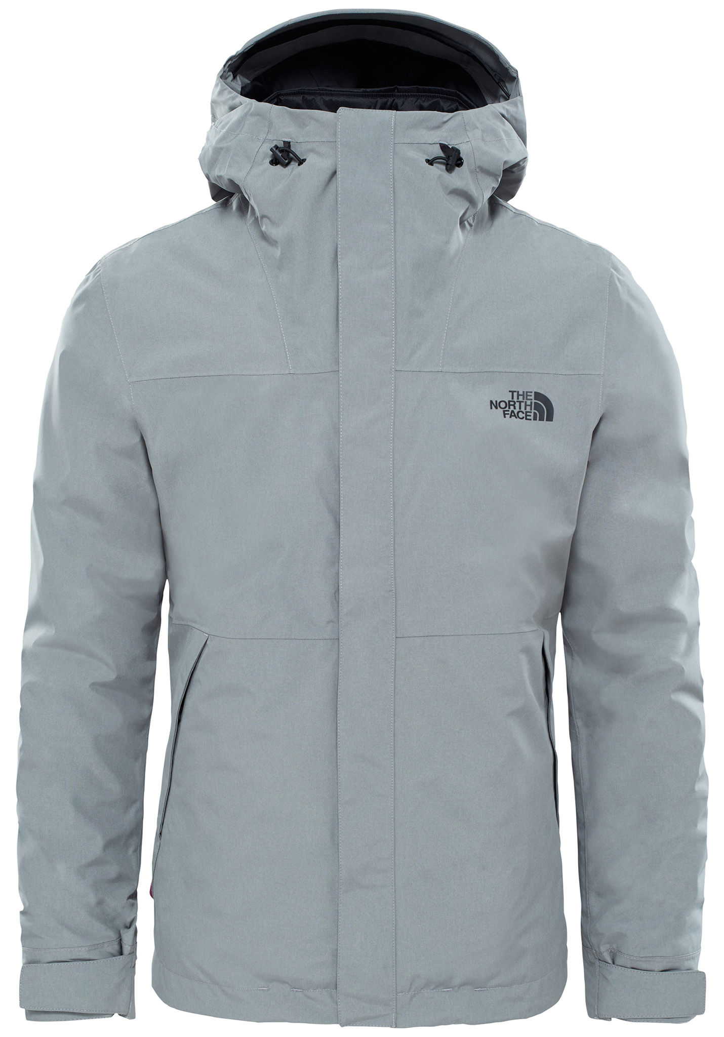 THE NORTH FACE Naslund Triclimate - Outdoor Jacket for Men - Grey - Planet  Sports 6837c0e4fc11