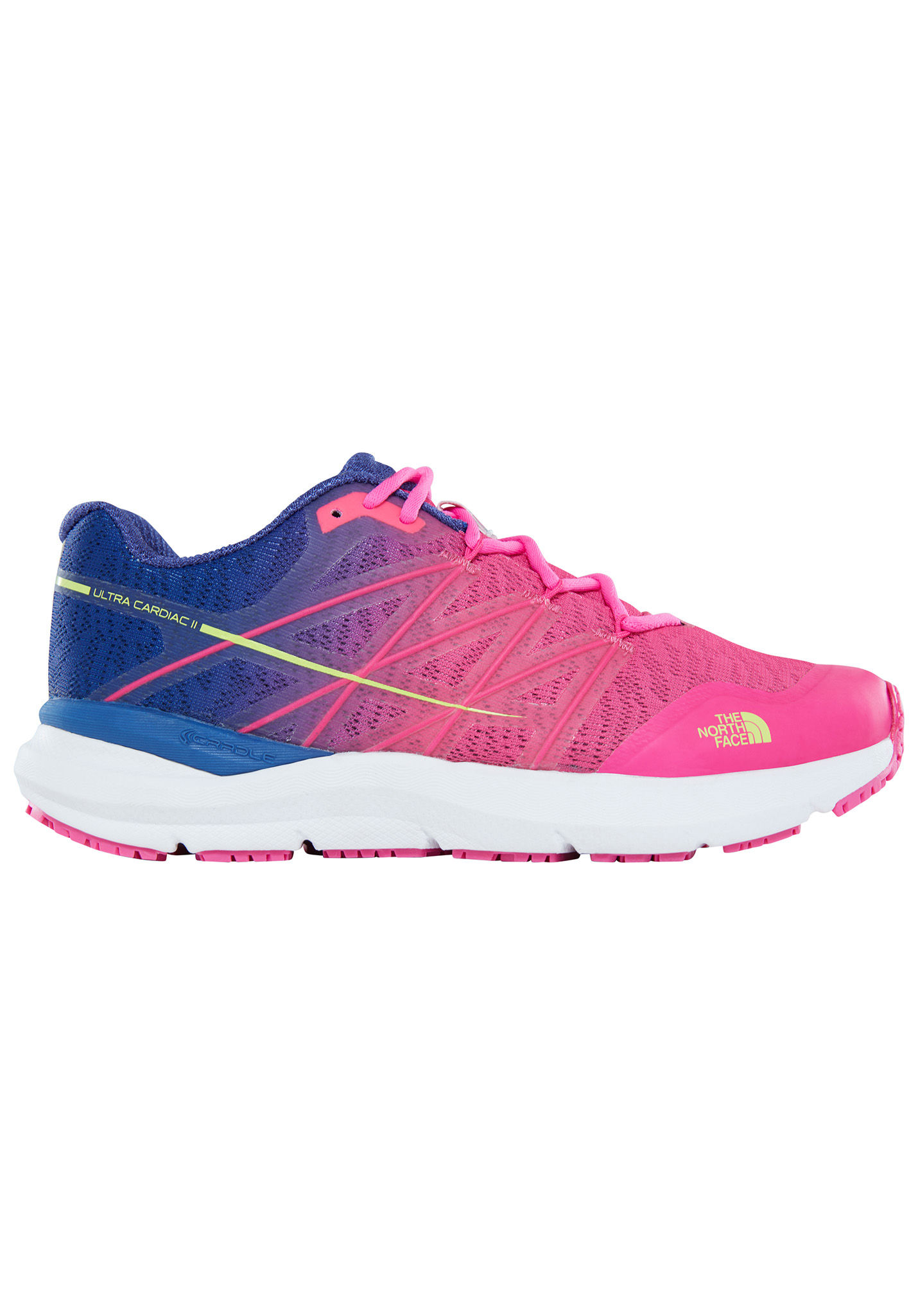 79417aabd THE NORTH FACE Ultra Cardiac II - Trekking Shoes for Women - Multicolor