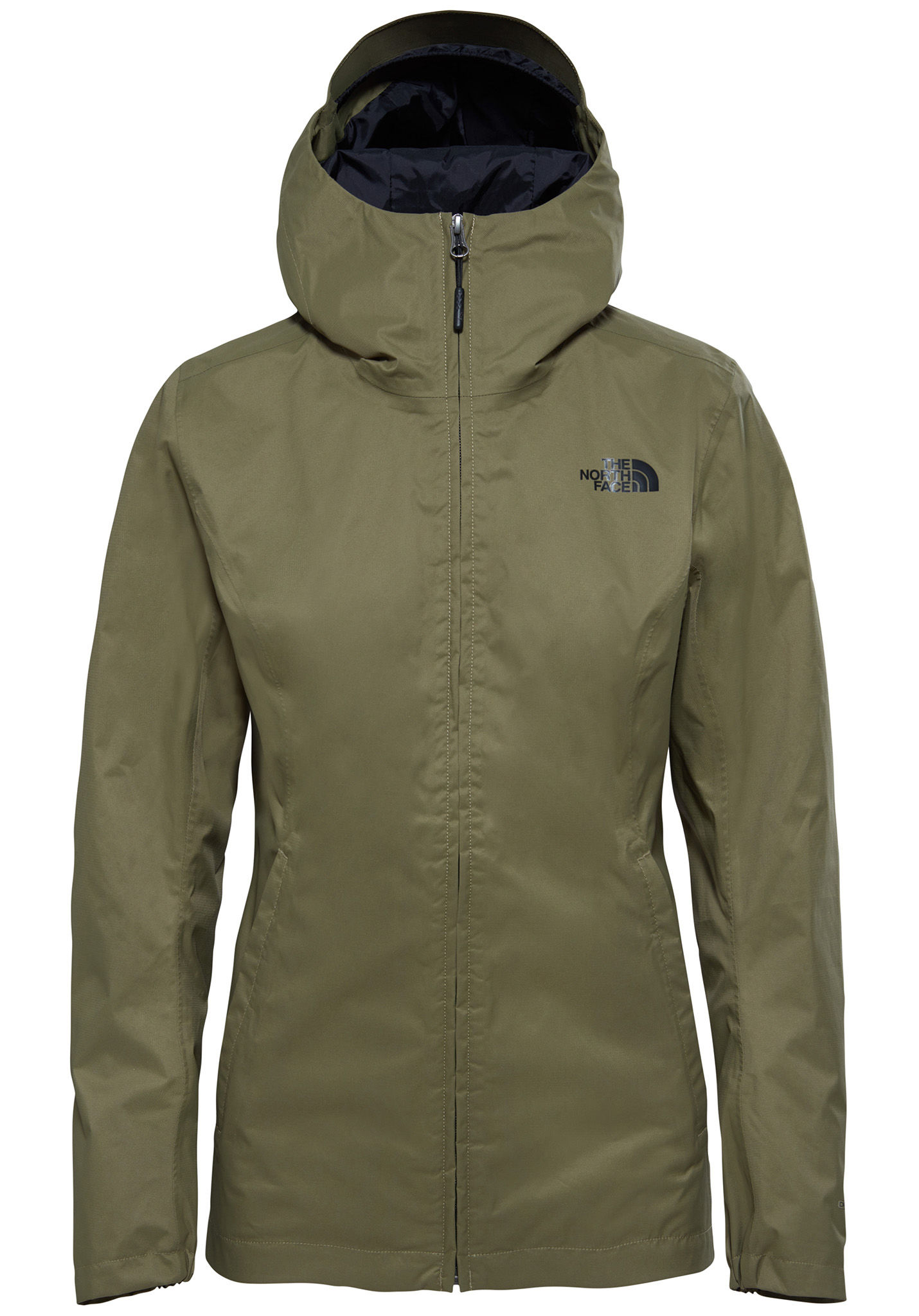 super popular 7e7e7 c5184 THE NORTH FACE Tanken Zip In - Outdoorjacke für Damen - Grün