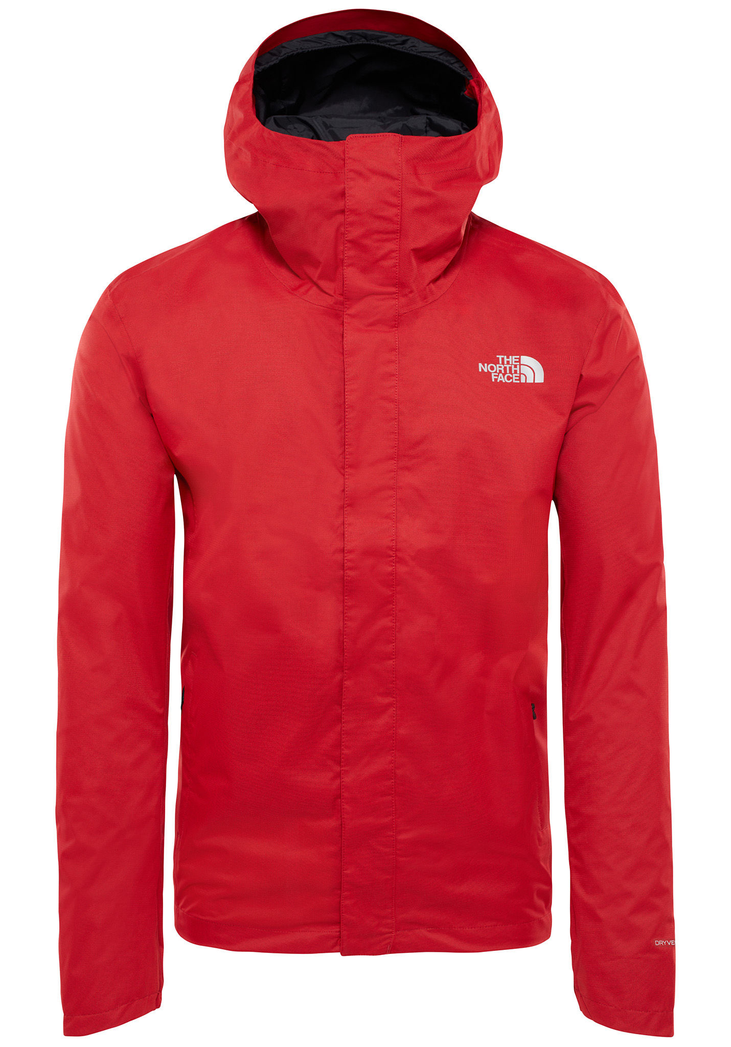 check out 5b337 21db8 THE NORTH FACE Tanken-In - Jacke für Herren - Rot