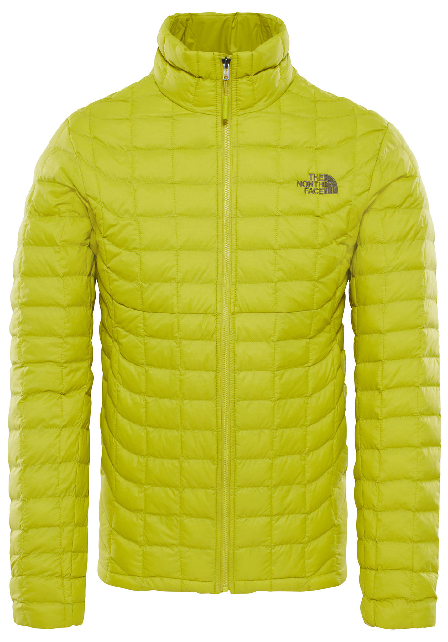 8ec28033932 THE NORTH FACE Thermoball - Outdoor Jacket for Men - Green - Planet Sports