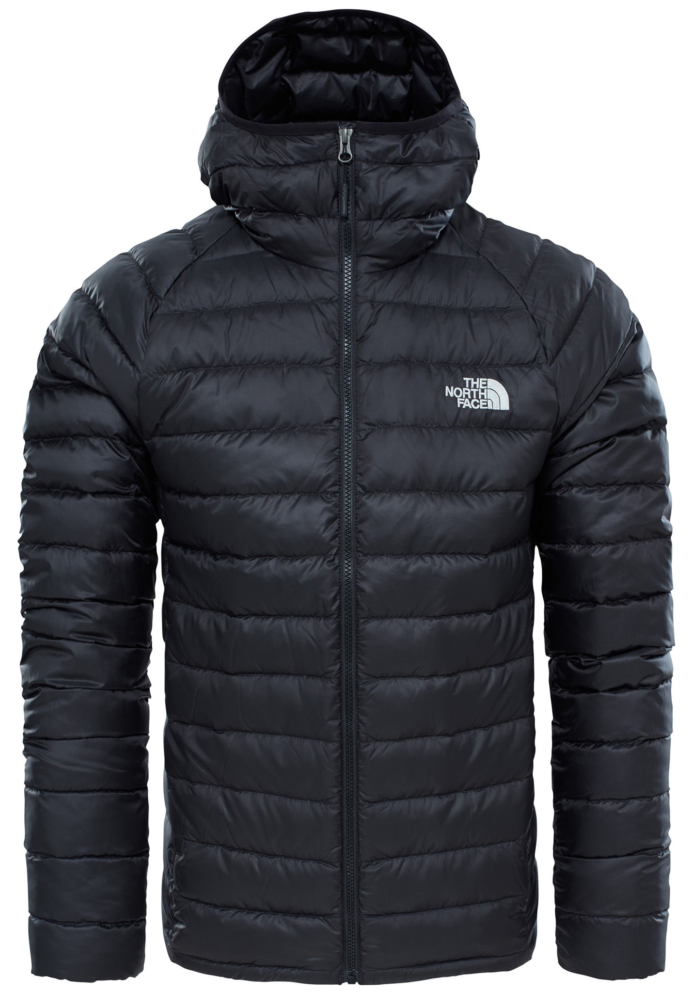 THE NORTH FACE Trevail - Outdoor Jacket for Men - Black - Planet Sports 05b0b1a19ed0