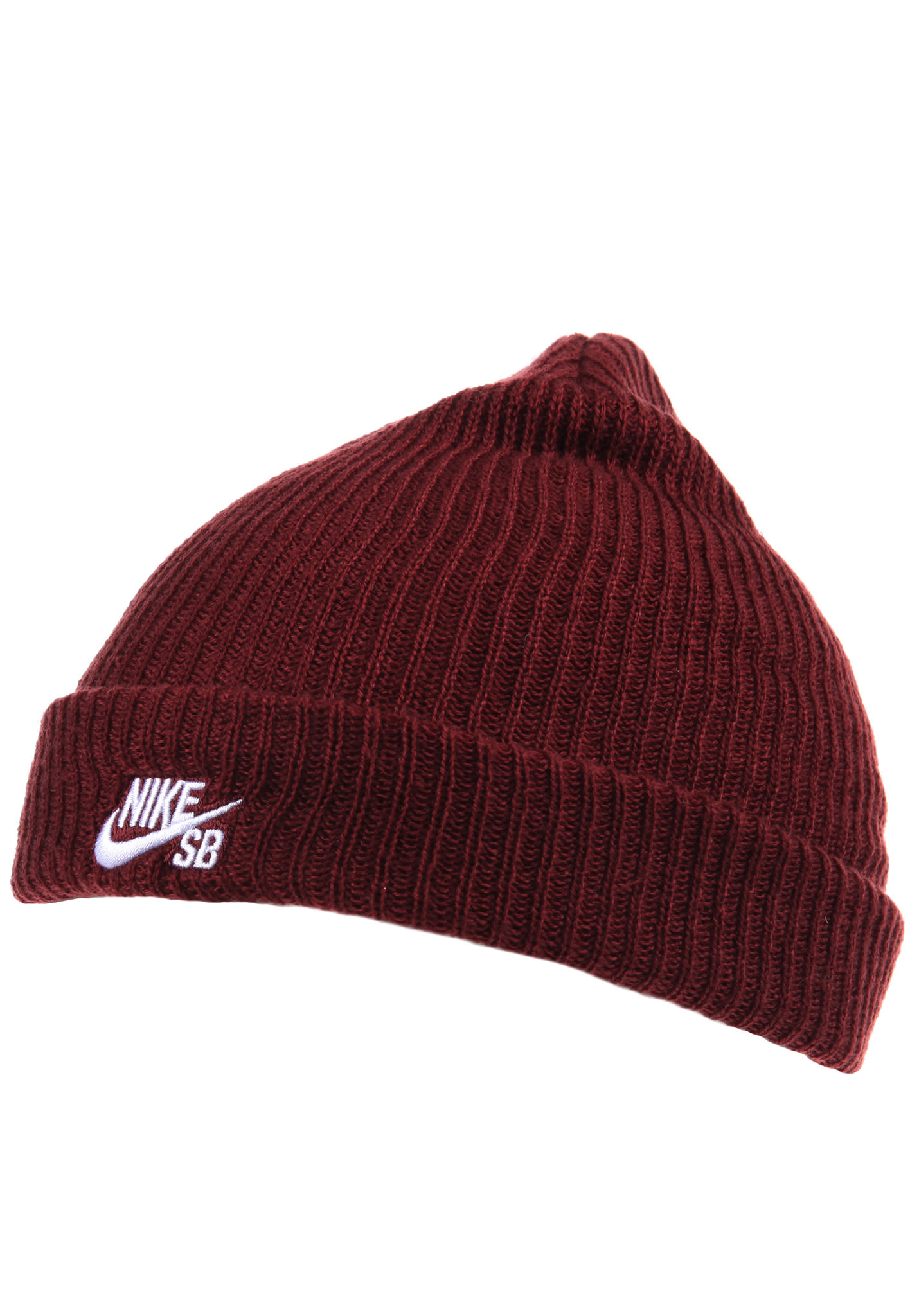 7d9ce67a NIKE SB Fisherman - Beanie - Red - Planet Sports