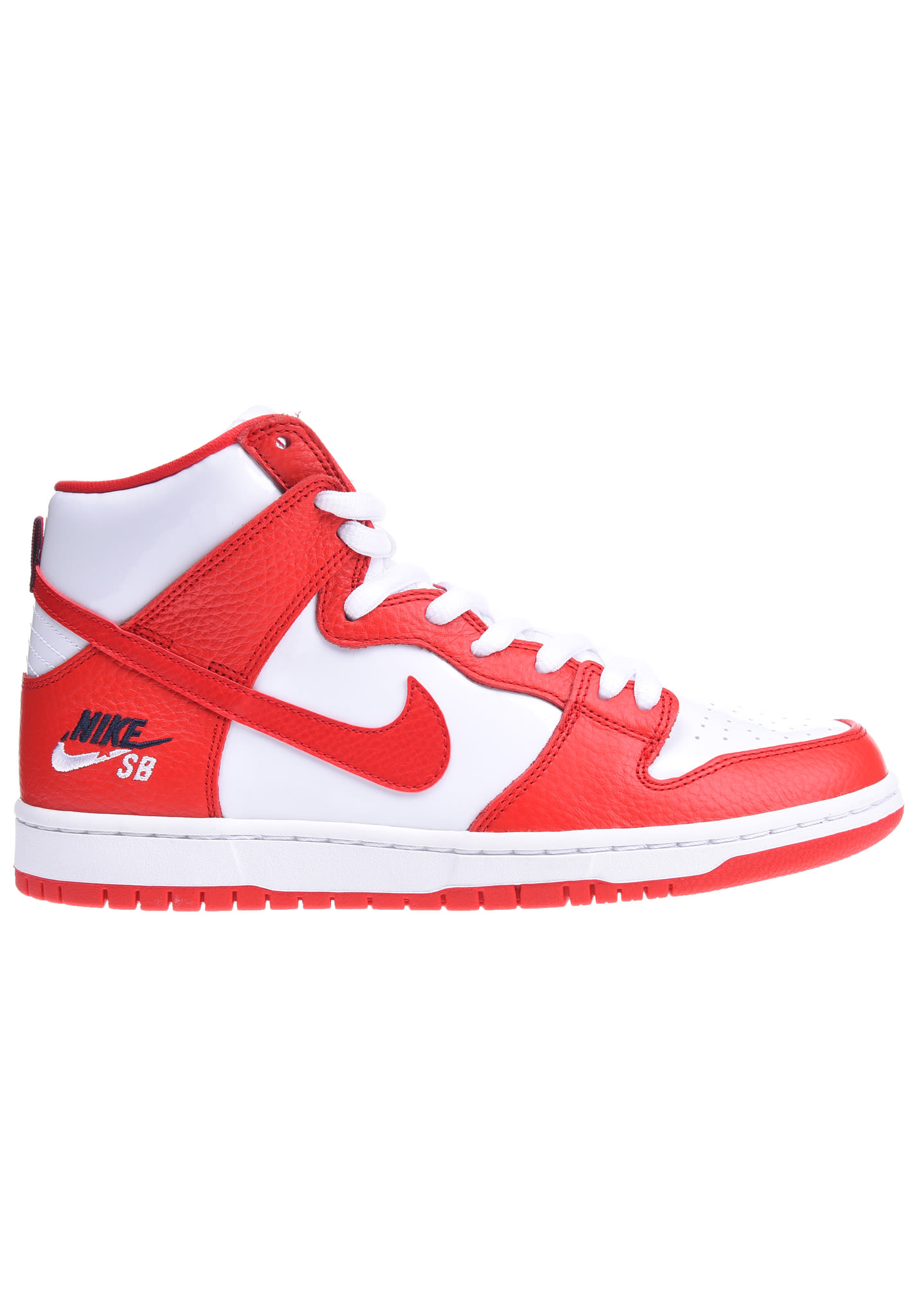 buy online 55e27 2fa2d NIKE SB Zoom Dunk High Pro - Zapatillas para Hombres - Rojo - Planet Sports