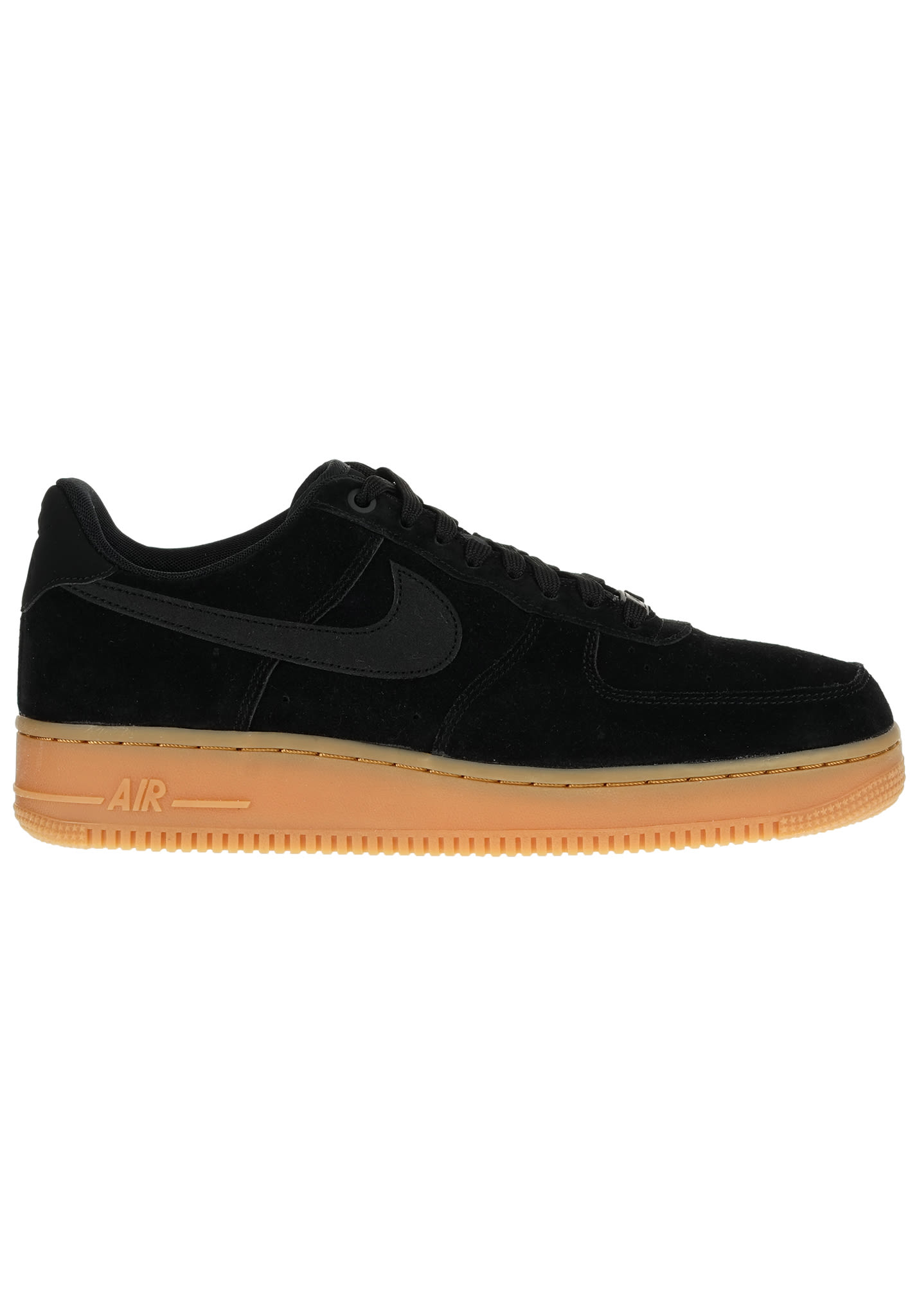 hot sale online 4bf56 93fb9 NIKE SPORTSWEAR Air Force 1  07 Lv8 Suede - Baskets pour Homme - Noir -  Planet Sports