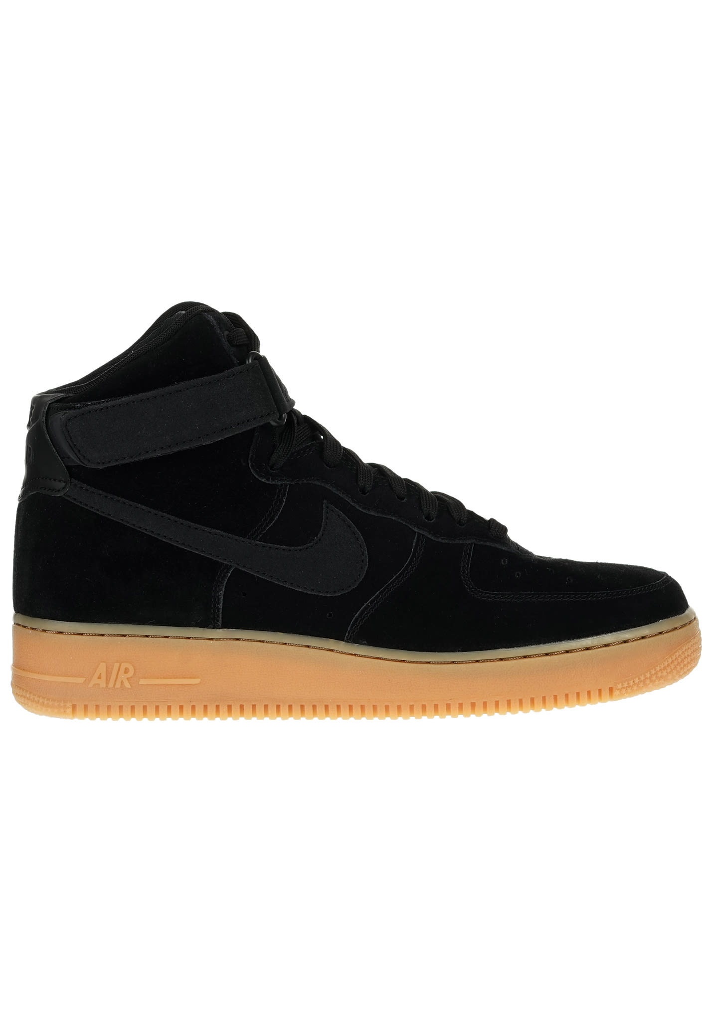 low priced 3f85a 7e86d NIKE SPORTSWEAR Air Force 1 High  07 Lv8 Suede - Sneaker für Herren -  Schwarz - Planet Sports