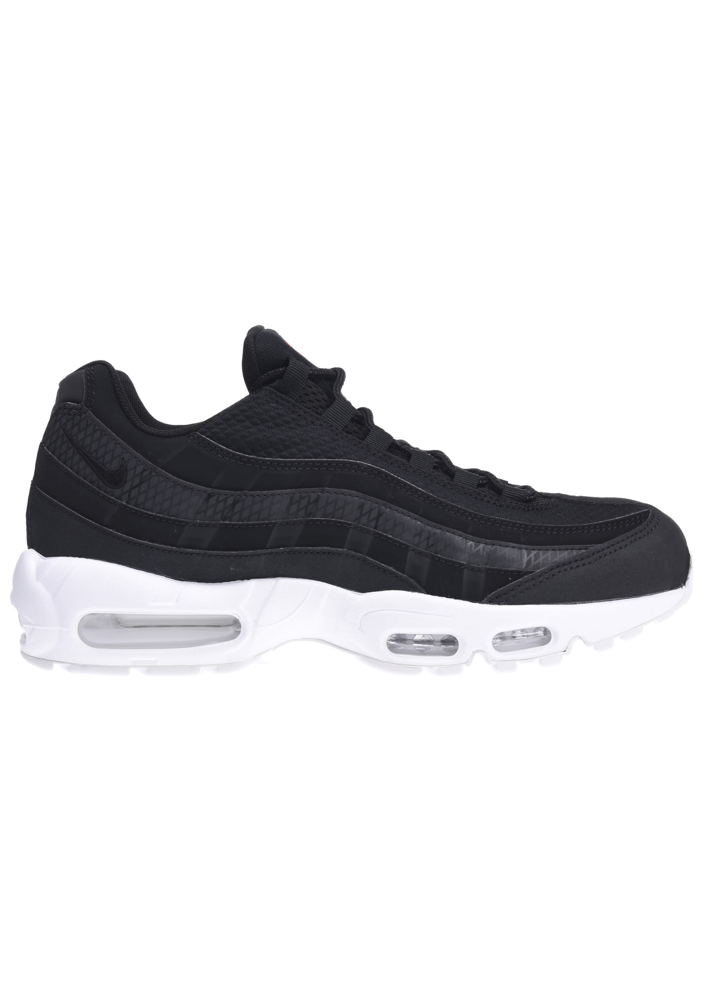 huge selection of 543f7 57fcb NIKE SPORTSWEAR Air Max 95 Premium SE - Sneakers for Men - Black - Planet  Sports