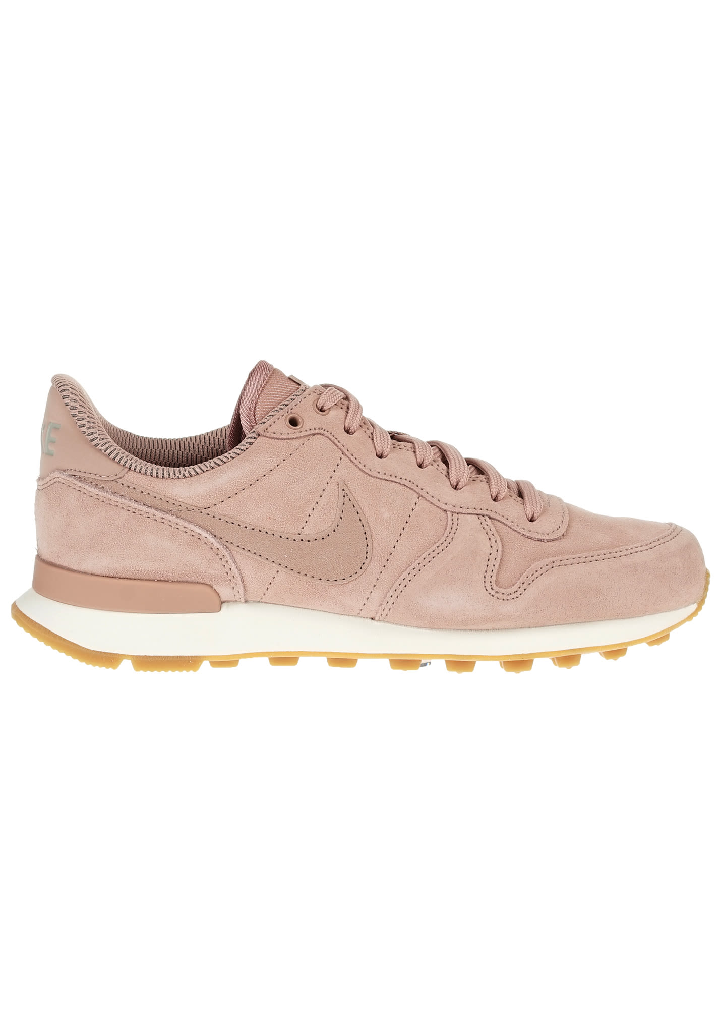 nike internationalist rosa 40 5