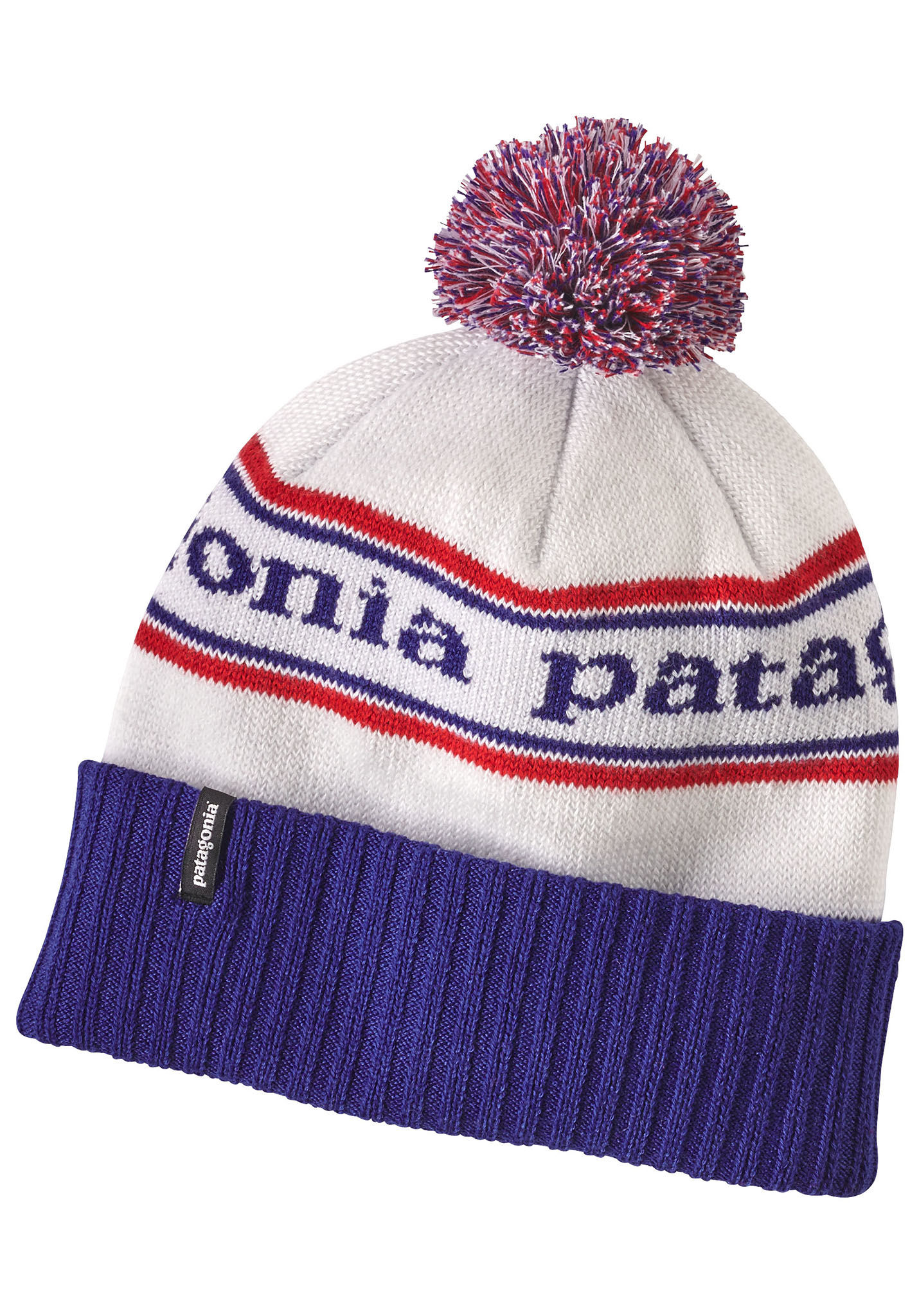 9cca4861 PATAGONIA Powder Town - Beanie - Multicolor - Planet Sports