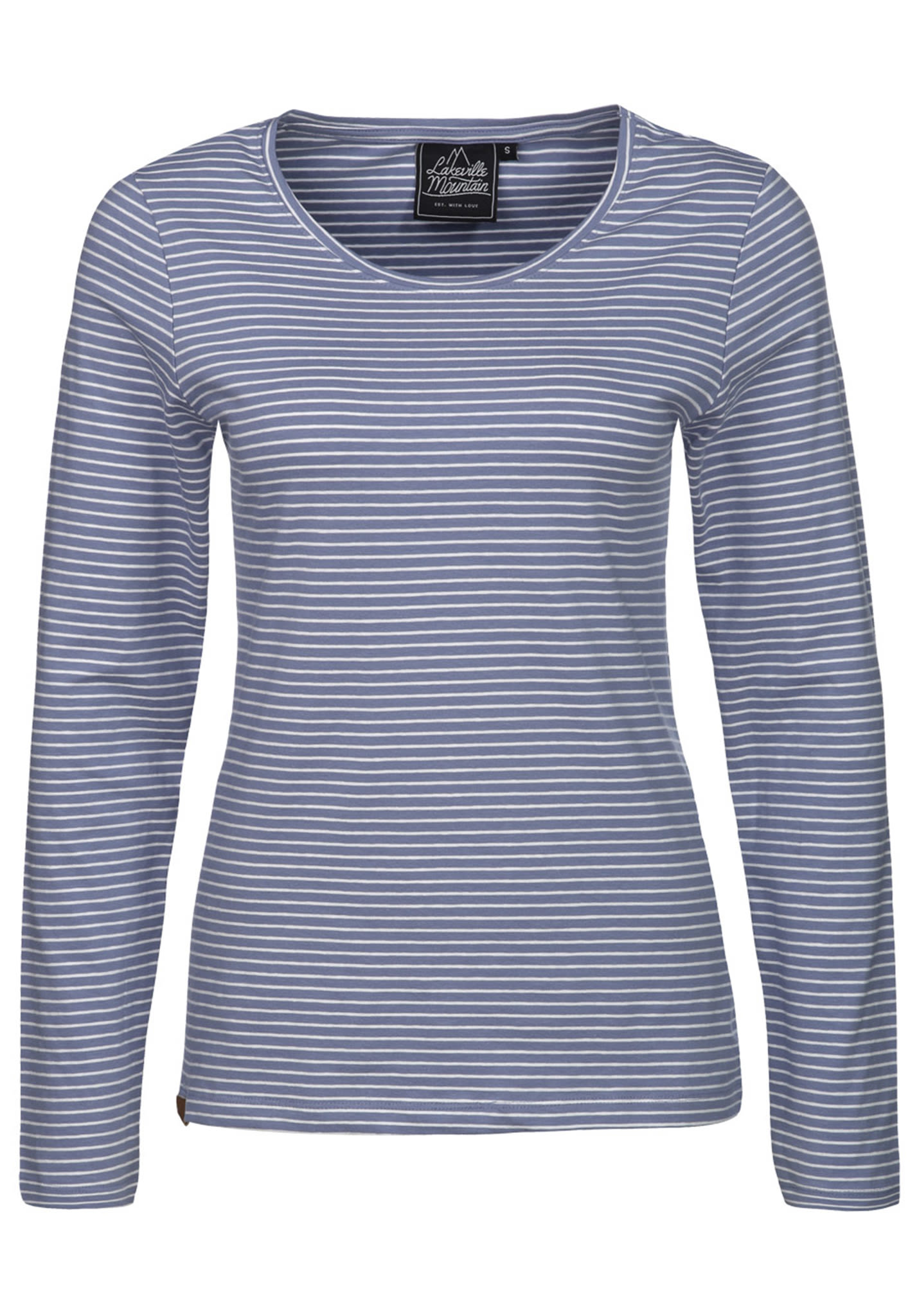 06450dbf82a Lakeville Mountain Tirba - Long-sleeved Shirt for Women - Blue - Planet  Sports