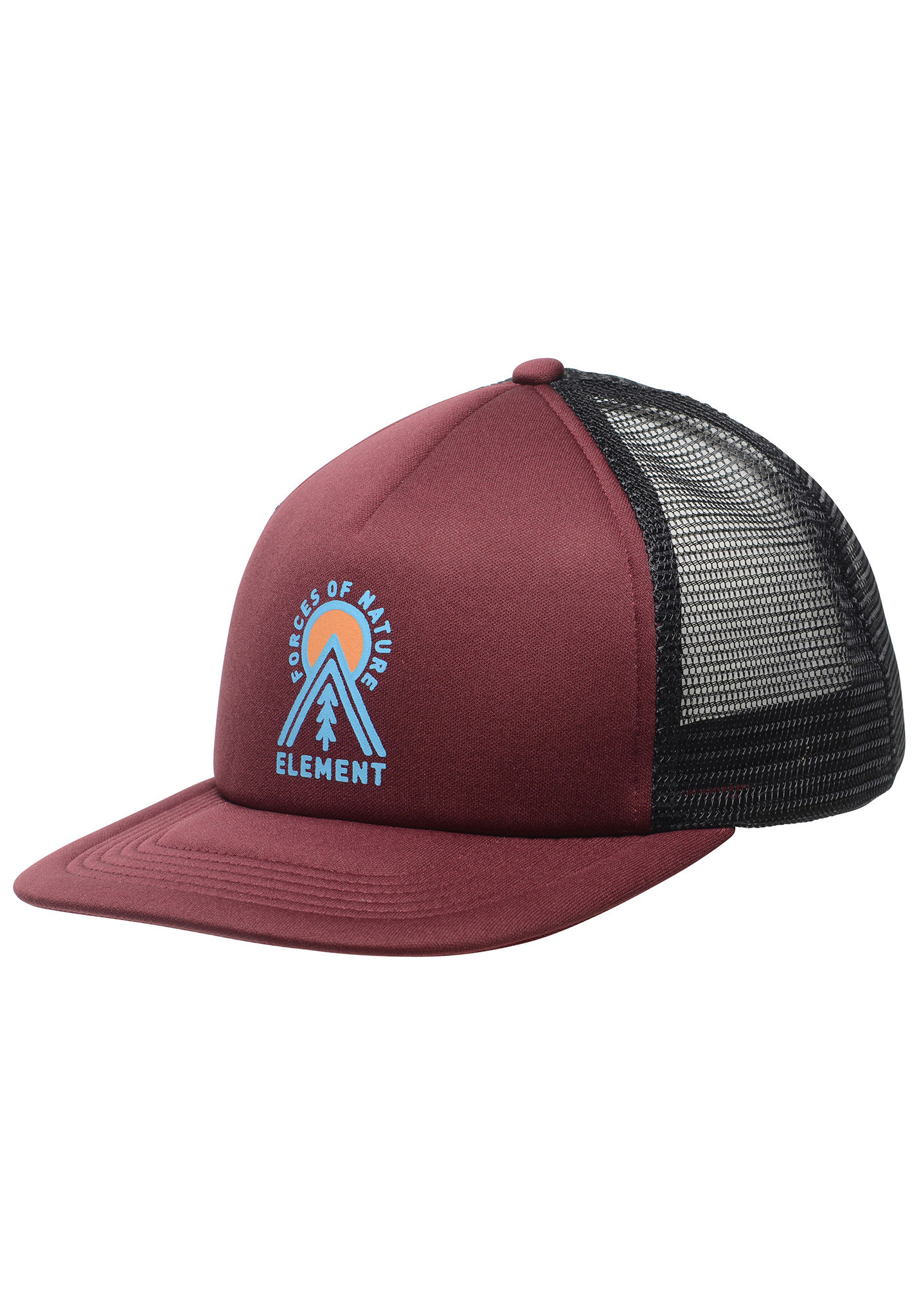Element Rift - Trucker Cap - Red - Planet Sports 2de704ea4d1f