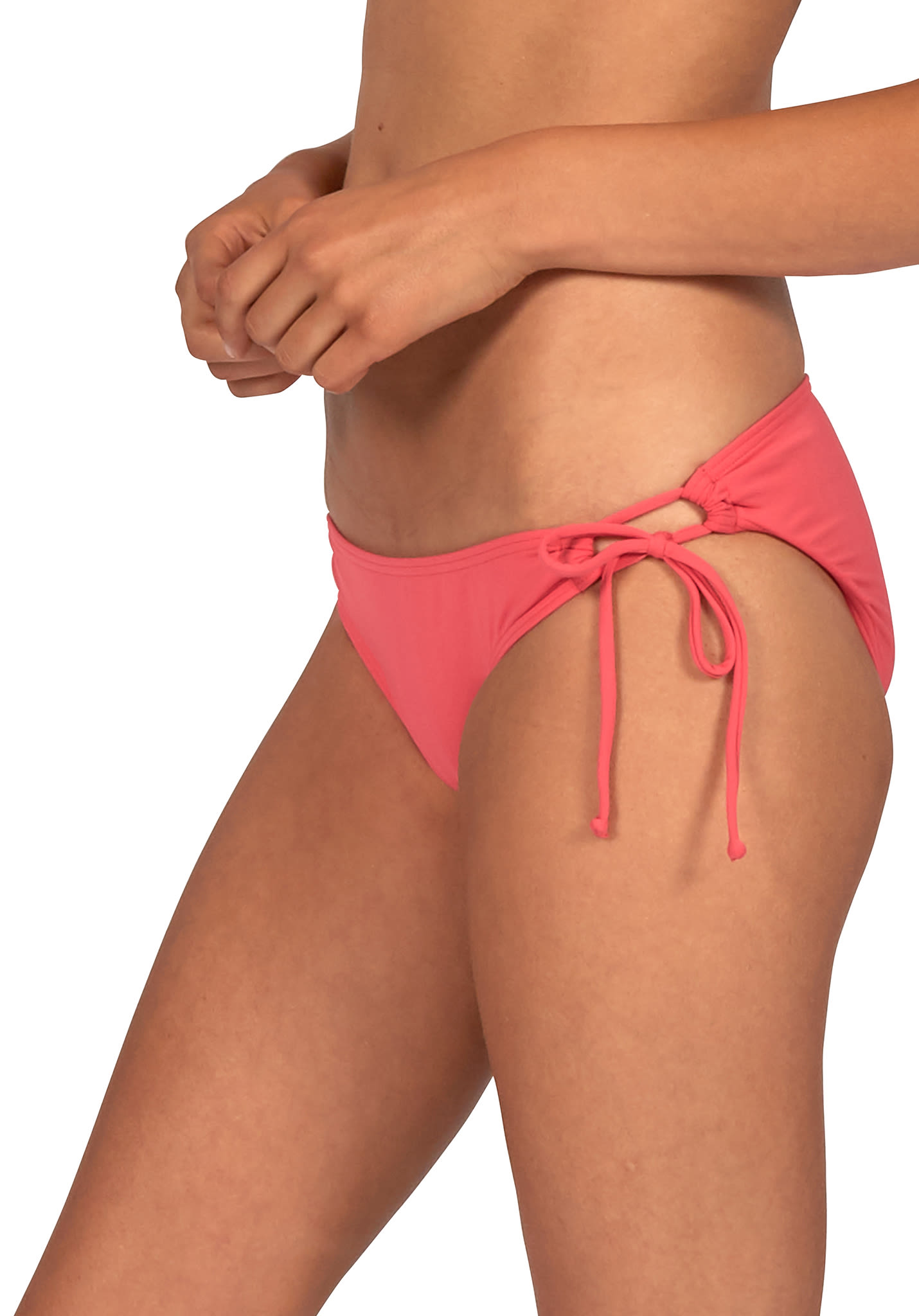 BILLABONG Sol Searcher Lowrider - Bikini Bottom for Women - Pink - Planet  Sports 79fd44259