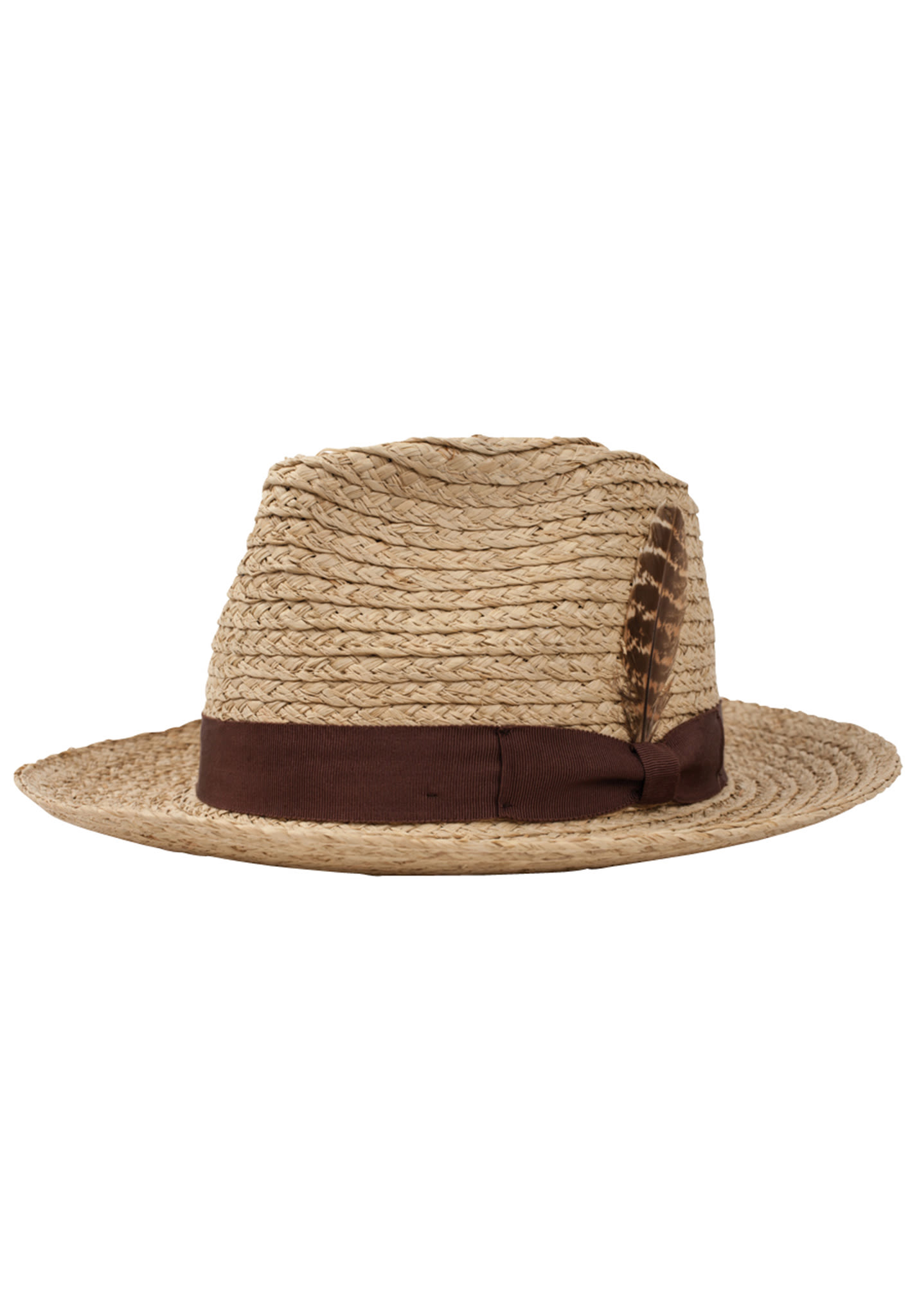 592e4278a55 BRIXTON Crosby - Hat - Brown - Planet Sports