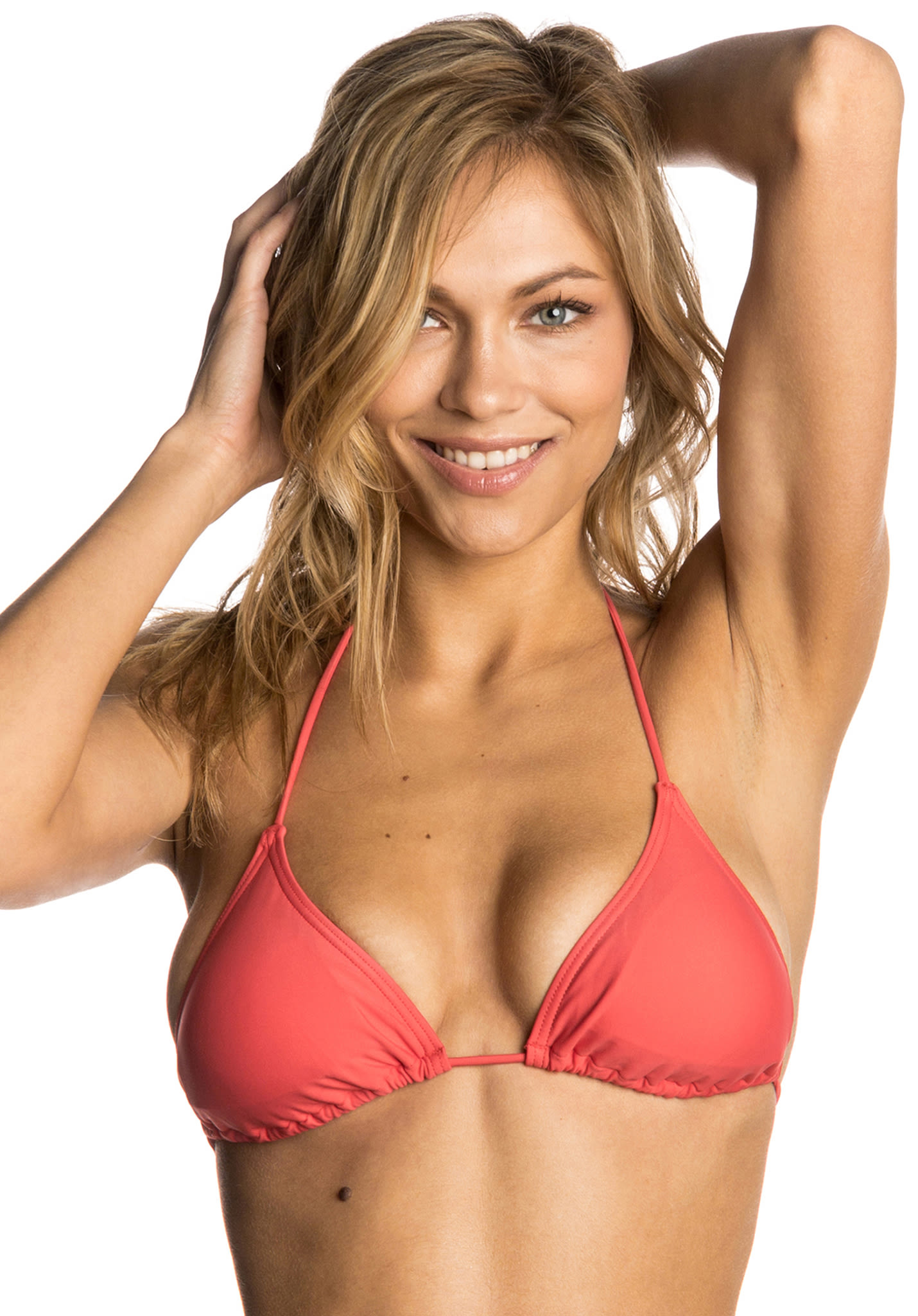 Rip Curl Classic Surf Tri - Bikini Top for Women - Red - Planet Sports 8a638fe2e
