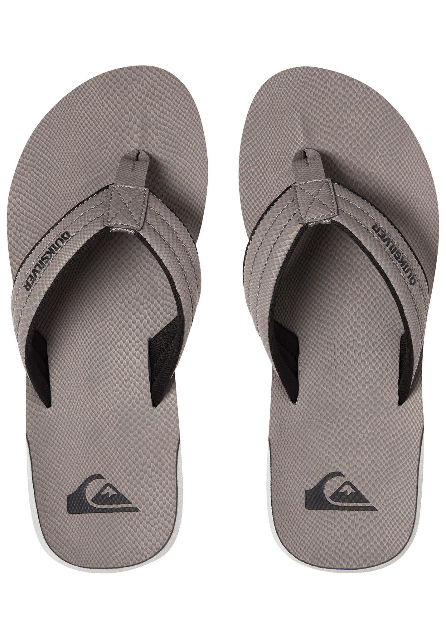 74a5664038 Quiksilver Carver Nubuck - Sandals for Men - Grey