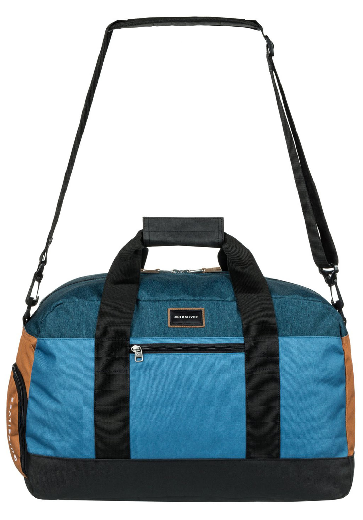 caa4dcf33 Quiksilver Medium Shelter - Gym Bag for Men - Blue - Planet Sports