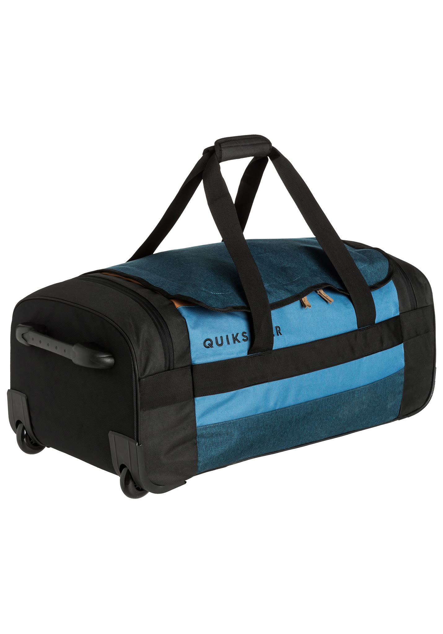 Quiksilver New Centurion - Travel Bag for Men - Blue - Planet Sports 9db66aed0a700