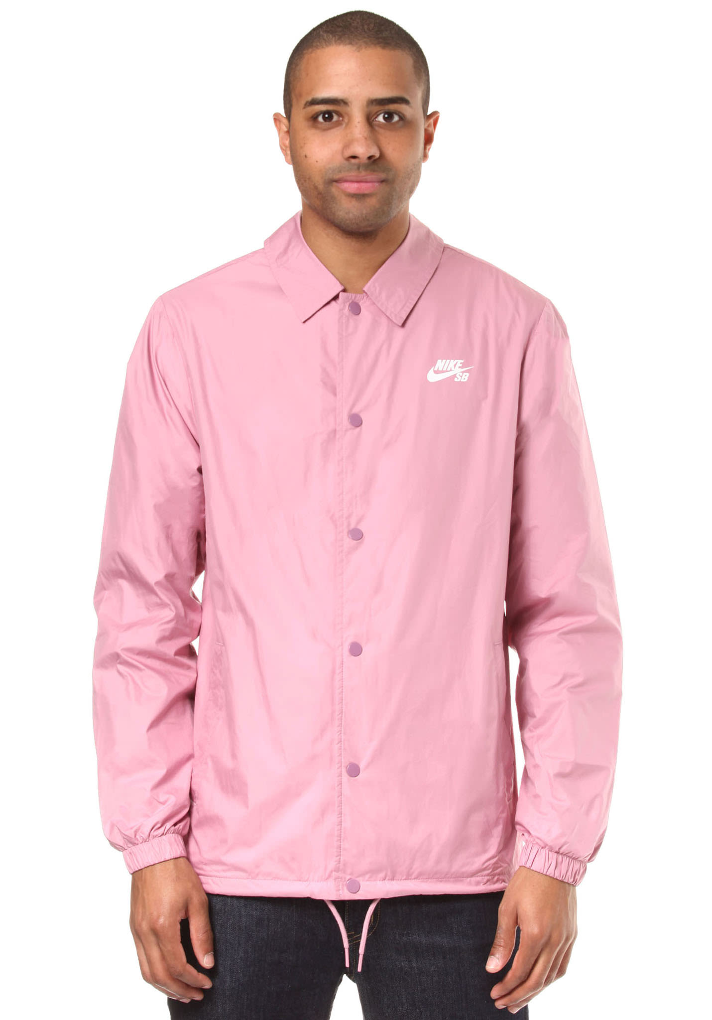 f95cef13767d NIKE SB Shield Coaches - Jacket for Men - Pink - Planet Sports