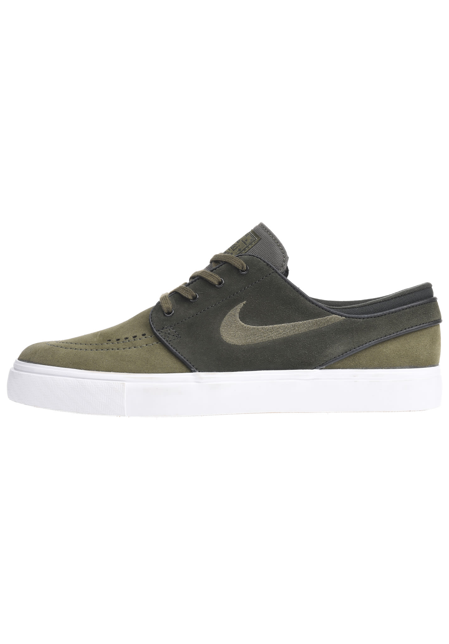 hot sales e46e5 18508 NIKE SB Zoom Stefan Janoski - Baskets pour Homme - Vert - Planet Sports