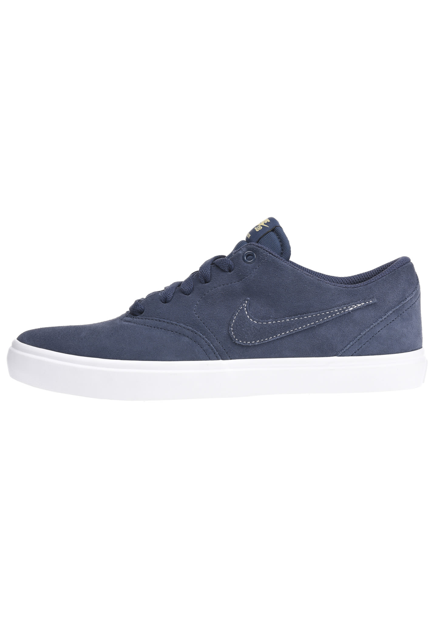 4359258d6c80 NIKE SB Check Solar - Sneakers for Men - Blue - Planet Sports