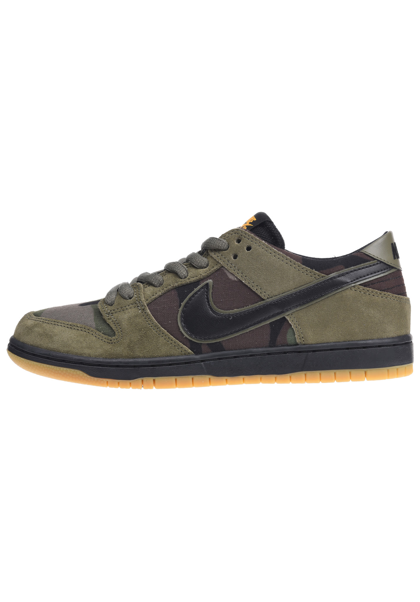 new arrival 5d808 3d675 NIKE SB Zoom Dunk Low Pro - Sneakers for Men - Camo - Planet