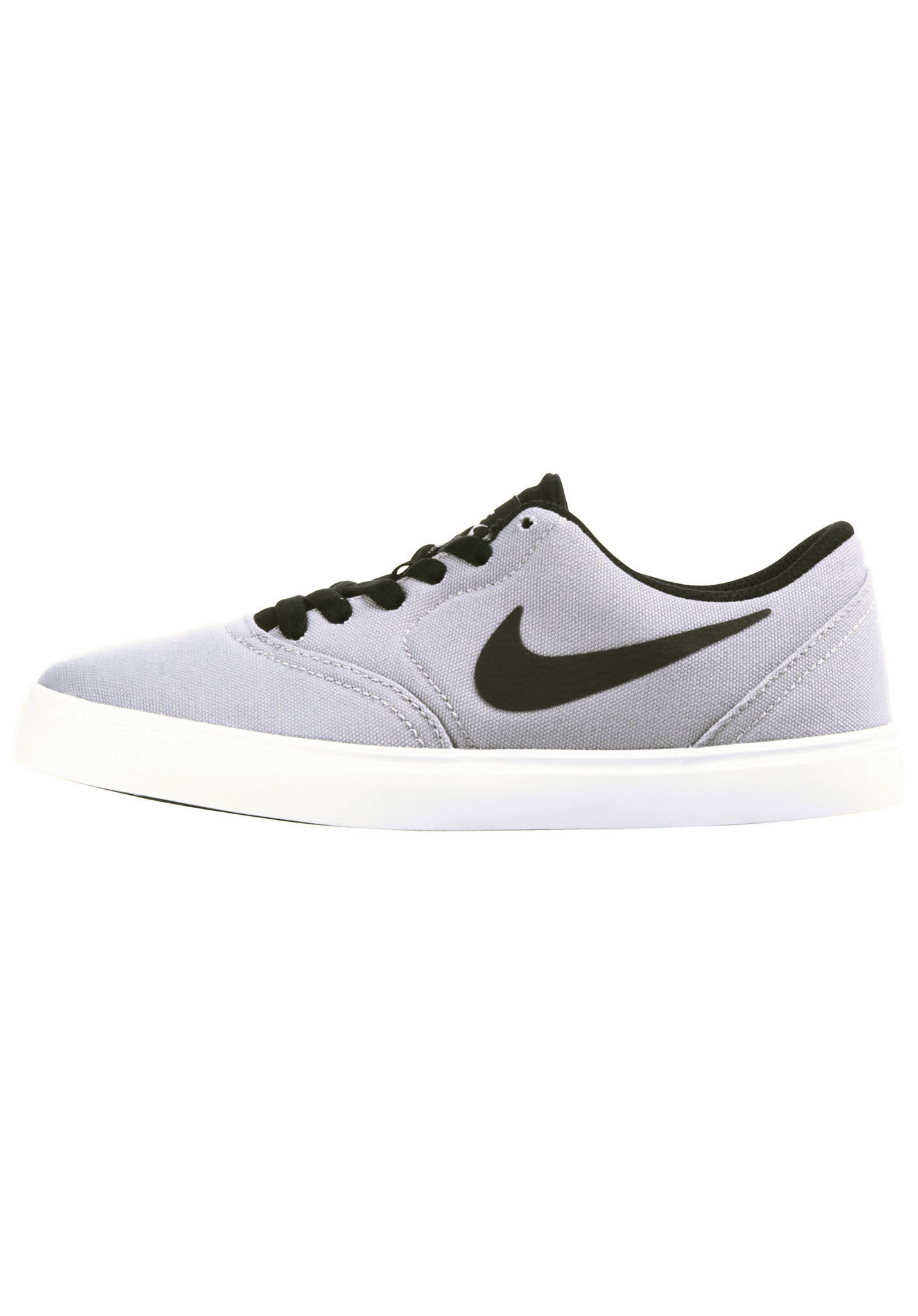 official photos 4d86c fd216 NIKE SB Check - Baskets pour Garçon - Gris - Planet Sports